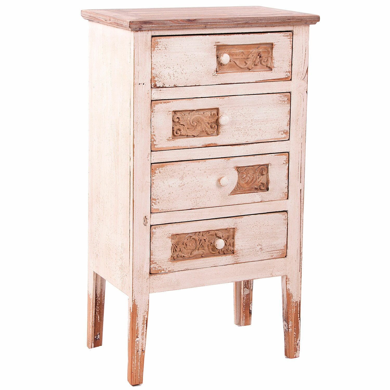 Vical Home 4 Drawer Chest Of Drawers Reviews Wayfair Uk