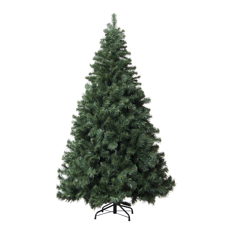 Douglas Fir Artificial Christmas Trees: Astella 7' Green Douglas Fir Artificial Christmas Tree