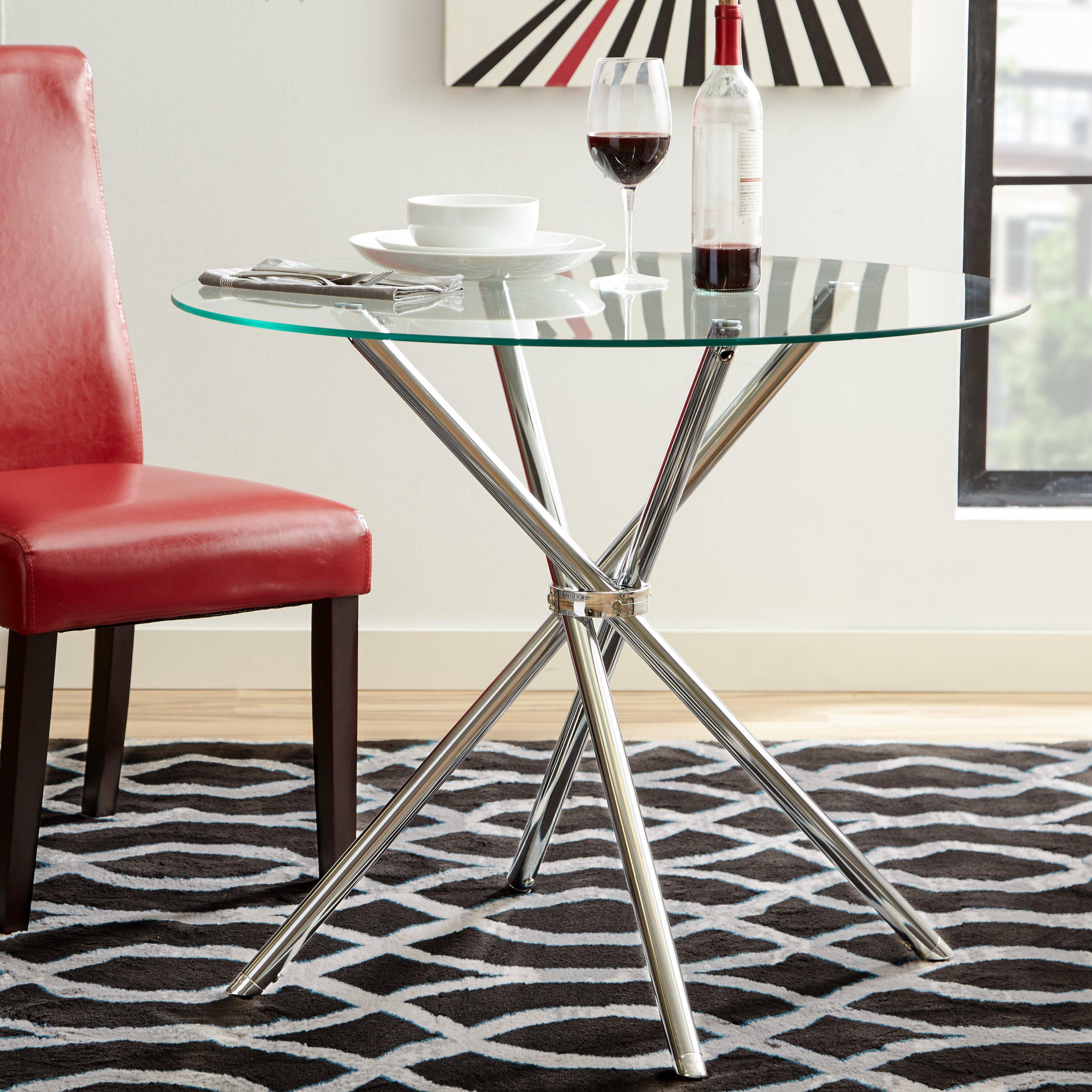 zipcode design cafe dining table gengenz