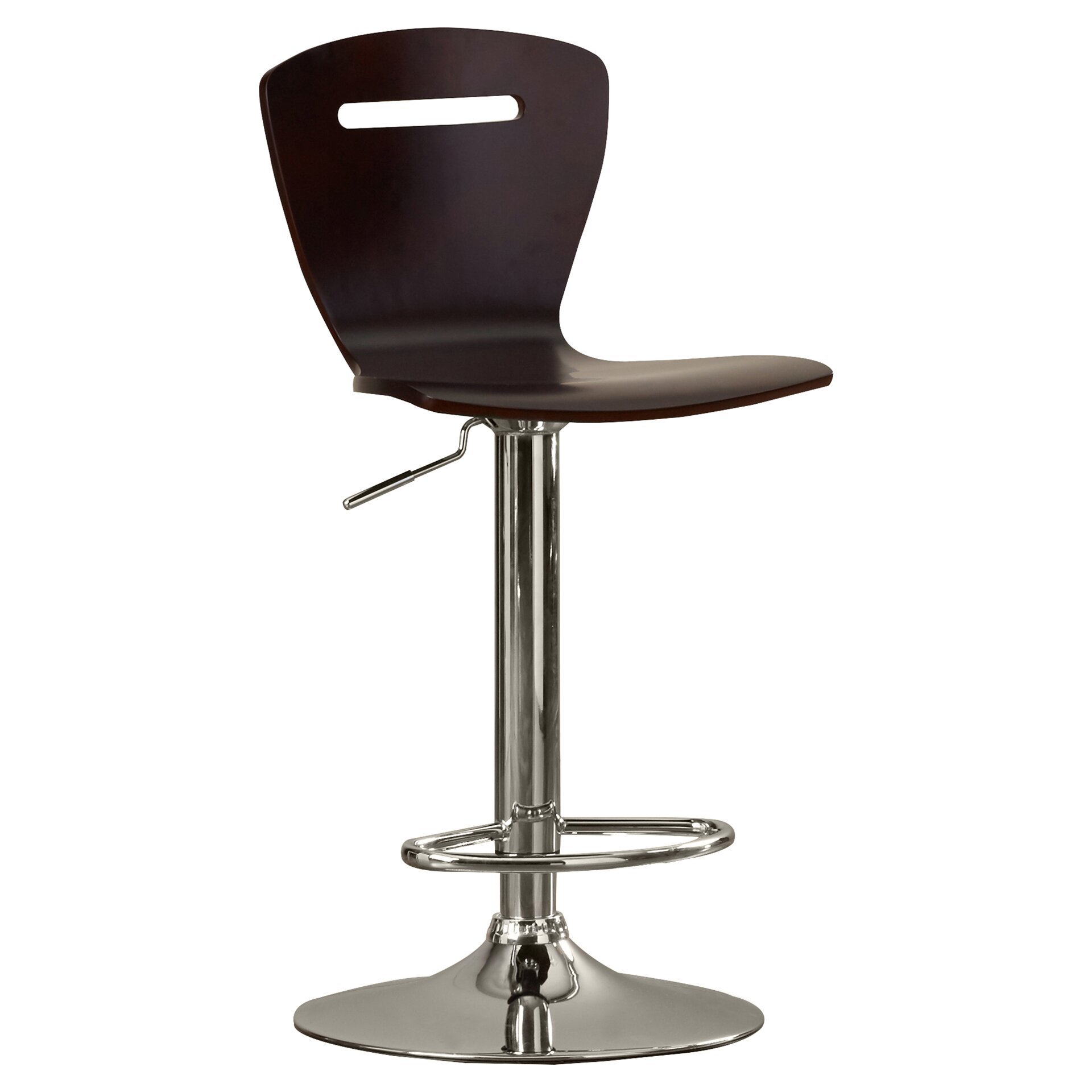 Design sloane adjustable height swivel bar stool amp reviews wayfair