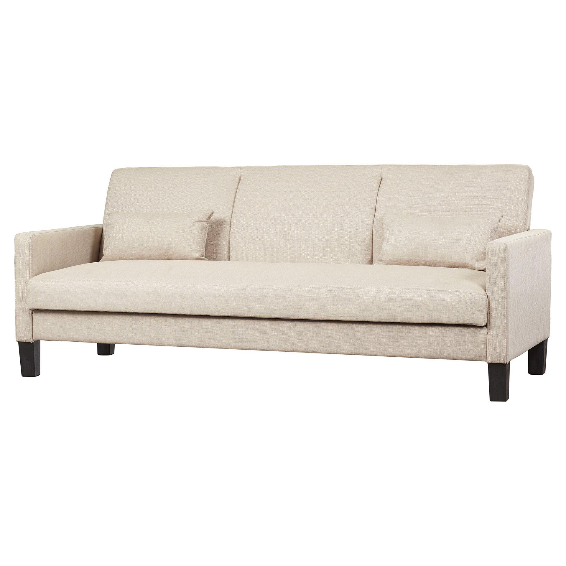 zipcode design hudson sleeper sofa reviews wayfair. Black Bedroom Furniture Sets. Home Design Ideas