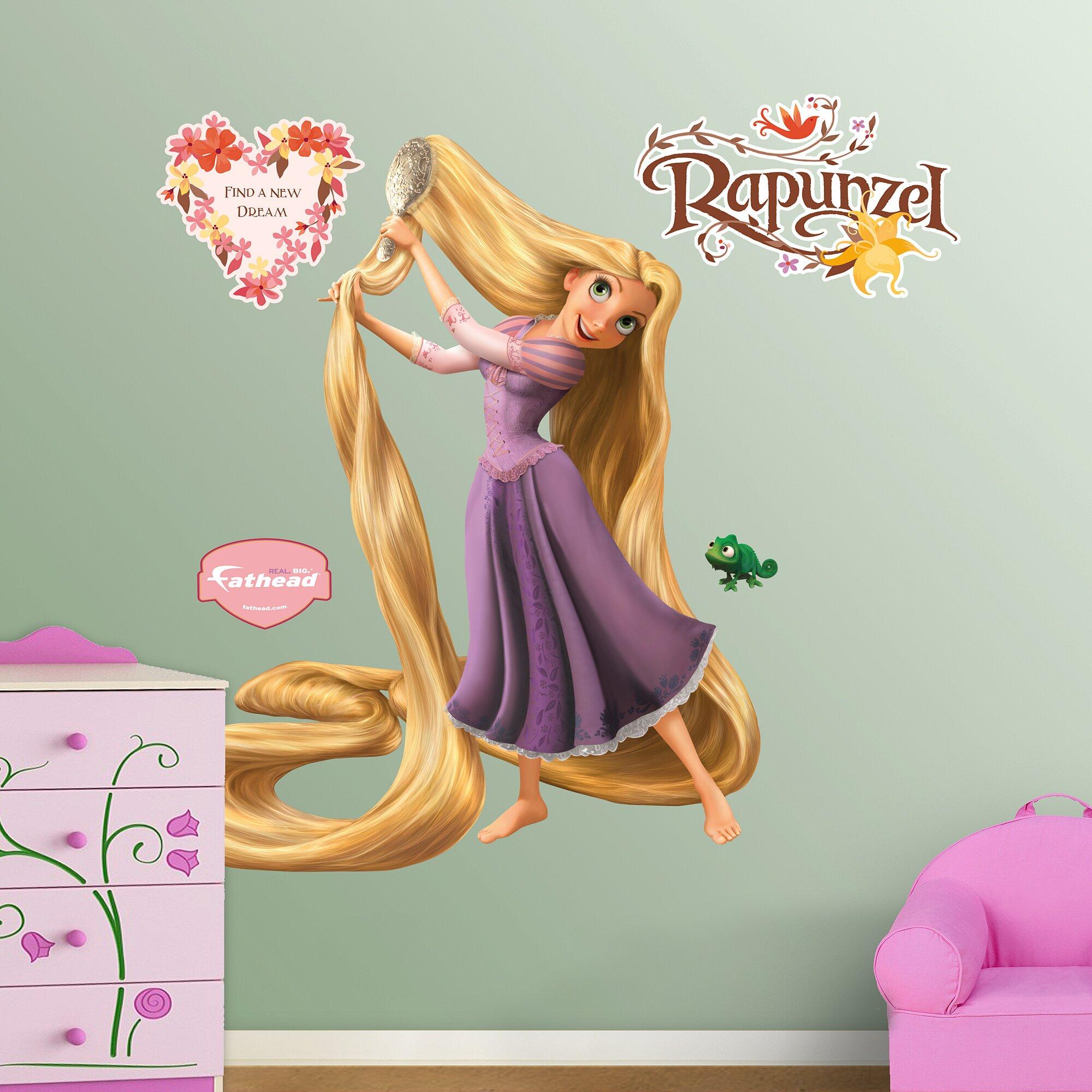 Fathead Disney Tangled Wall Decal