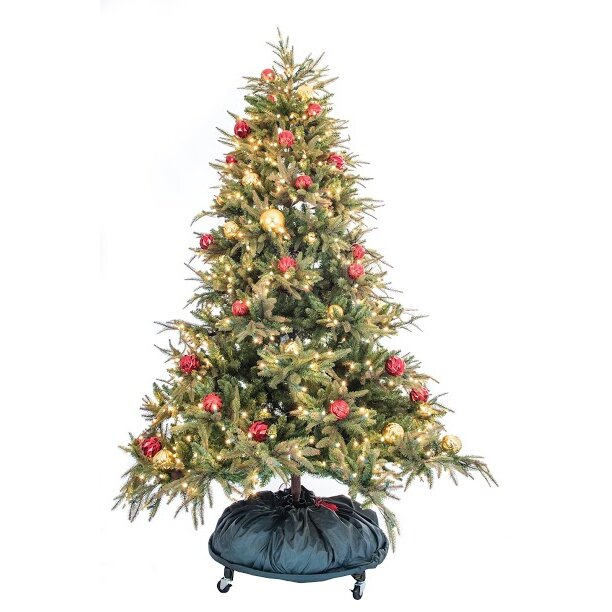 Premium Christmas Pro Decorated Tree Storage Bag With