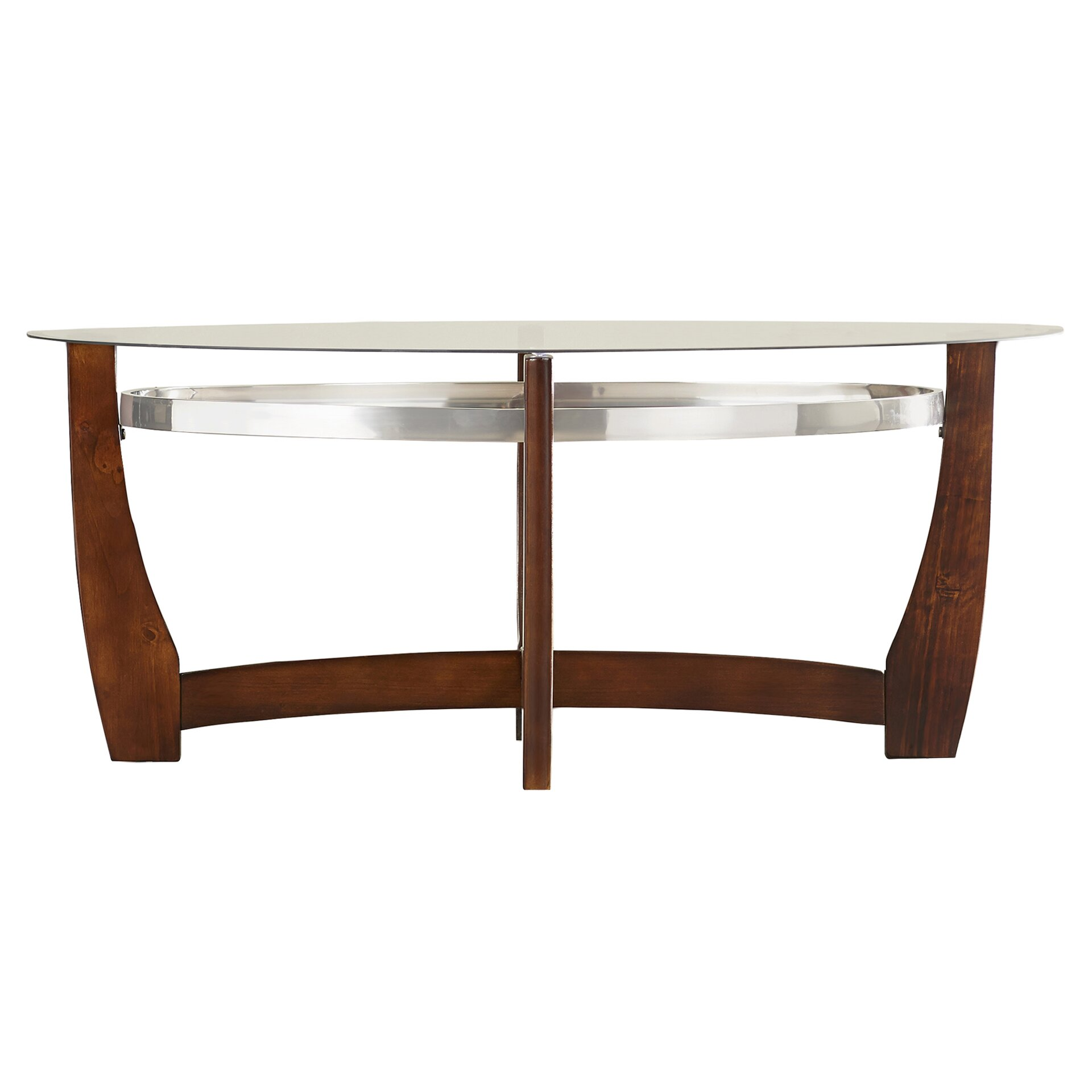Andover Mills Prides 3 Piece Coffee Table Set Reviews Wayfair