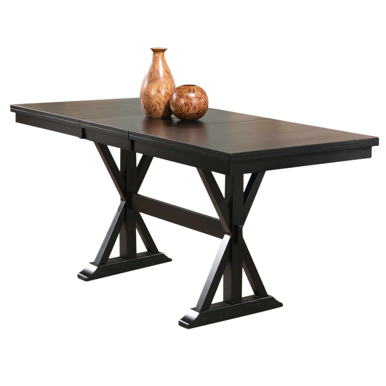 Three Posts Courtdale Counter Height Dining Table Reviews Wayfair