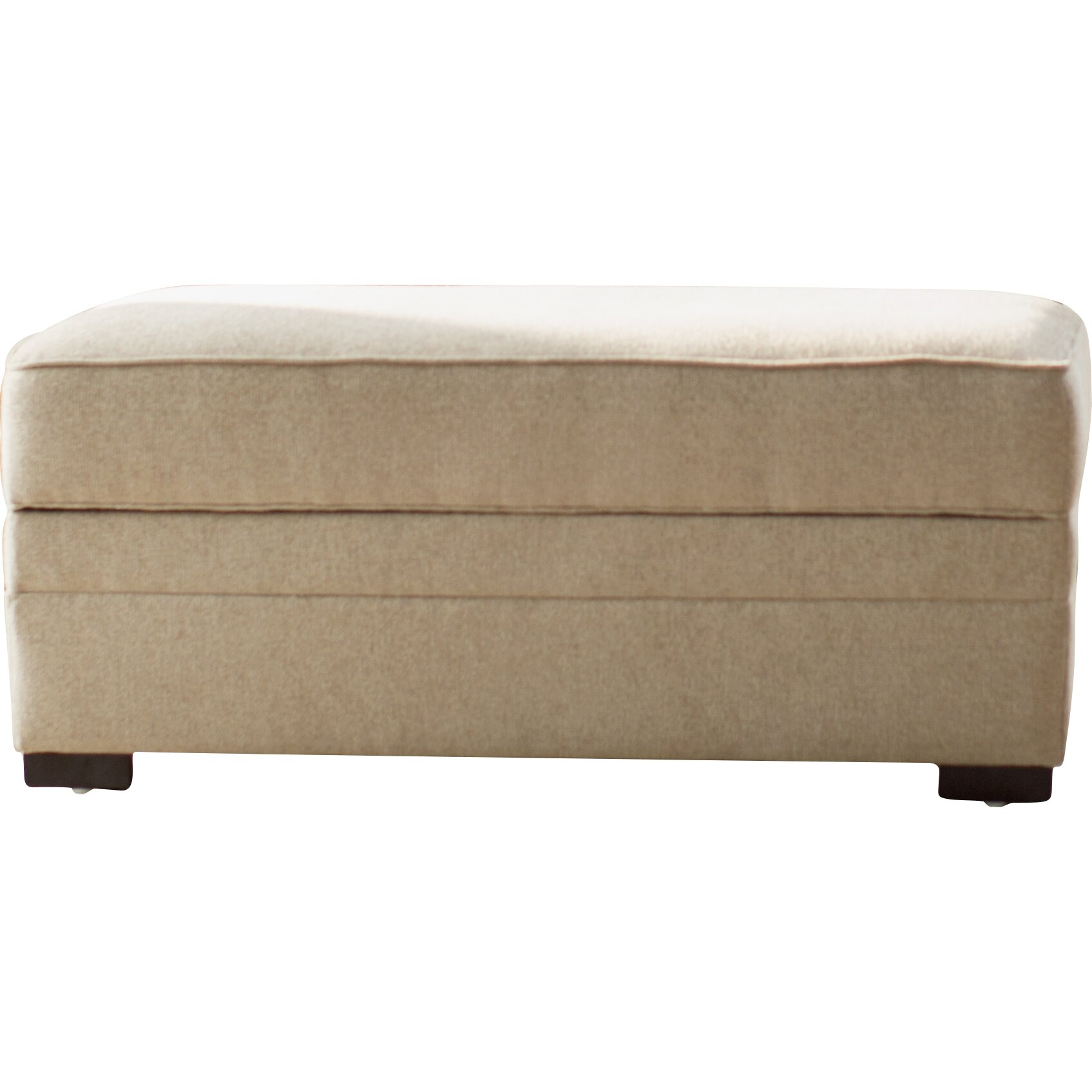 Three Posts Polycarp Storage Ottoman Reviews: Three Posts Hastings Storage Ottoman & Reviews