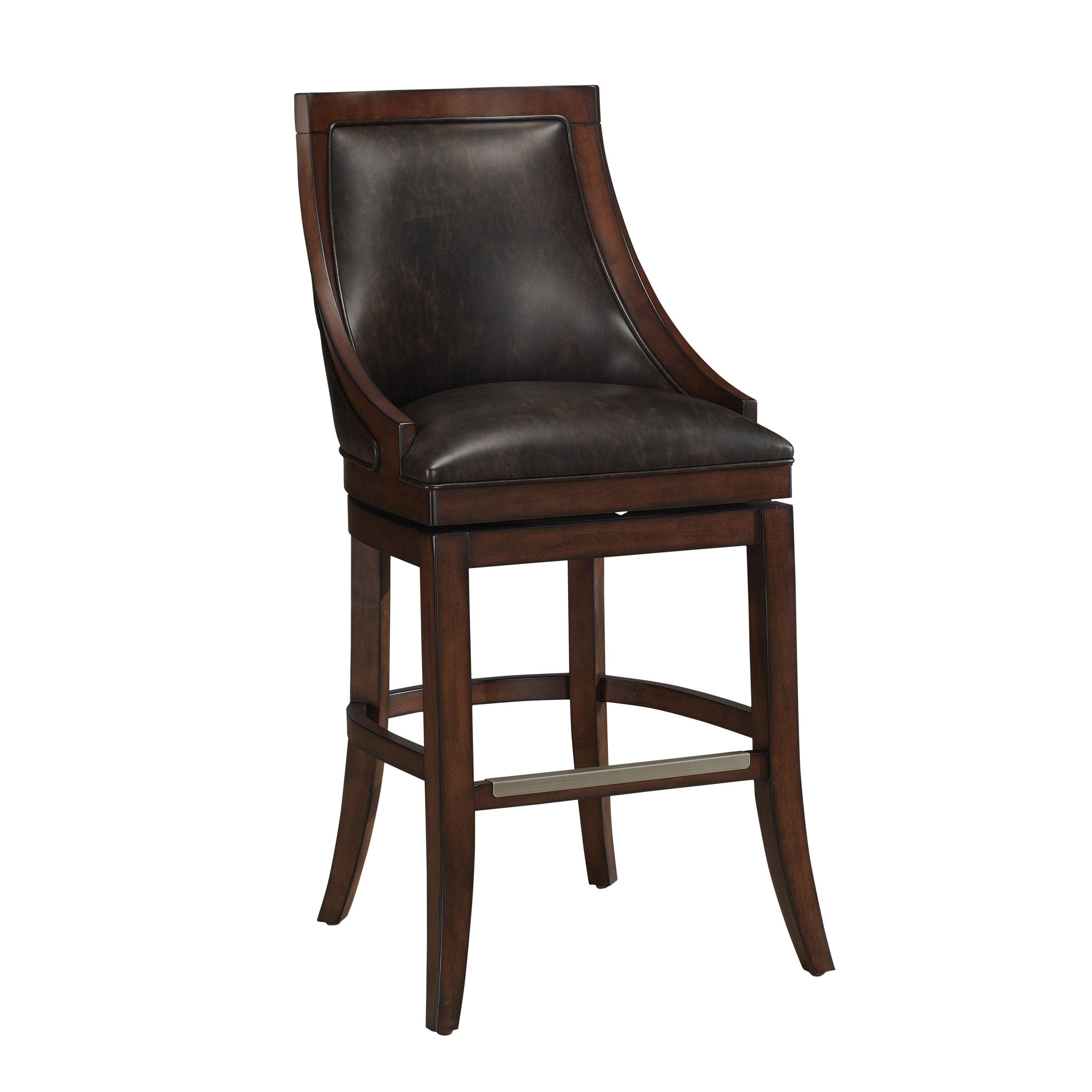 American Heritage Galileo 26quot Swivel Bar Stool amp Reviews  : American Heritage Galileo 26 Swivel Bar Stool 111136 from www.wayfair.com size 3241 x 3241 jpeg 724kB