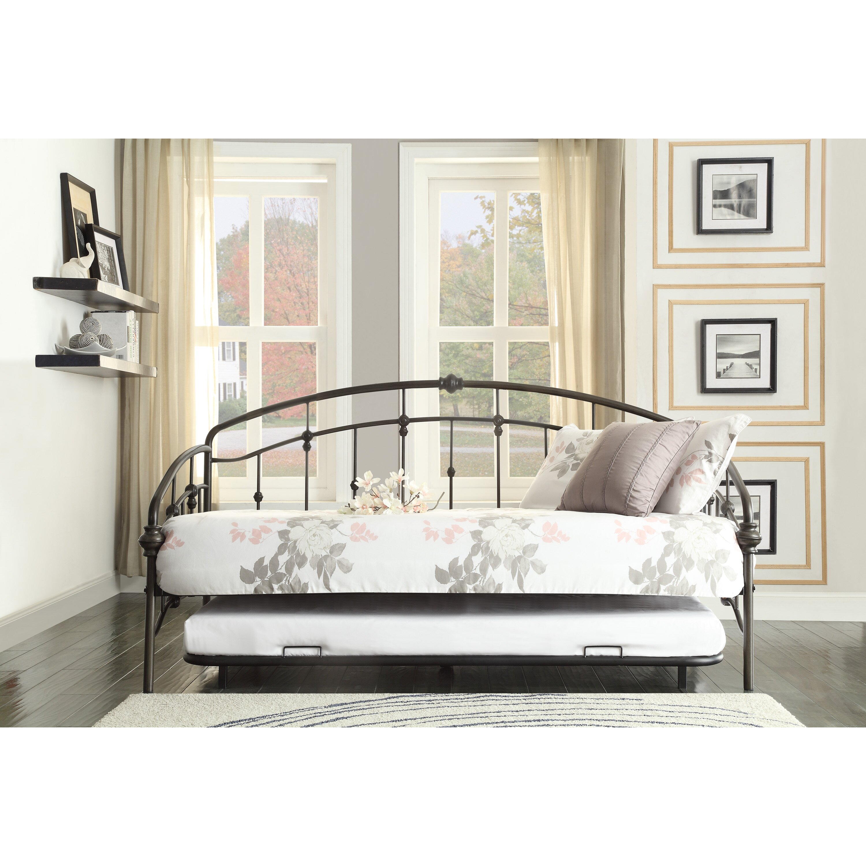 Ruby Daybed With Trundle Wayfair