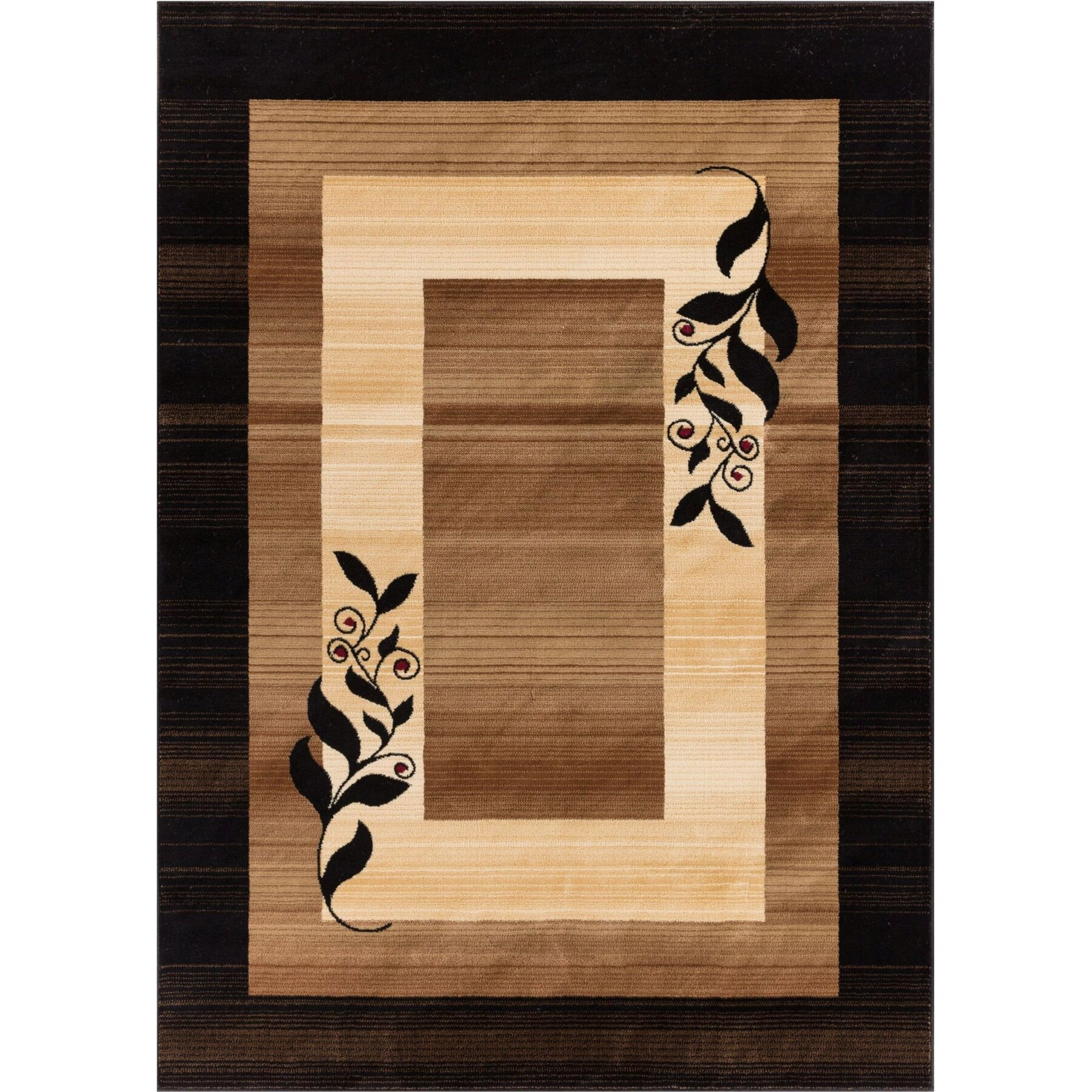 Well Woven Barclay Gold Molly Twigs Area Rug & Reviews