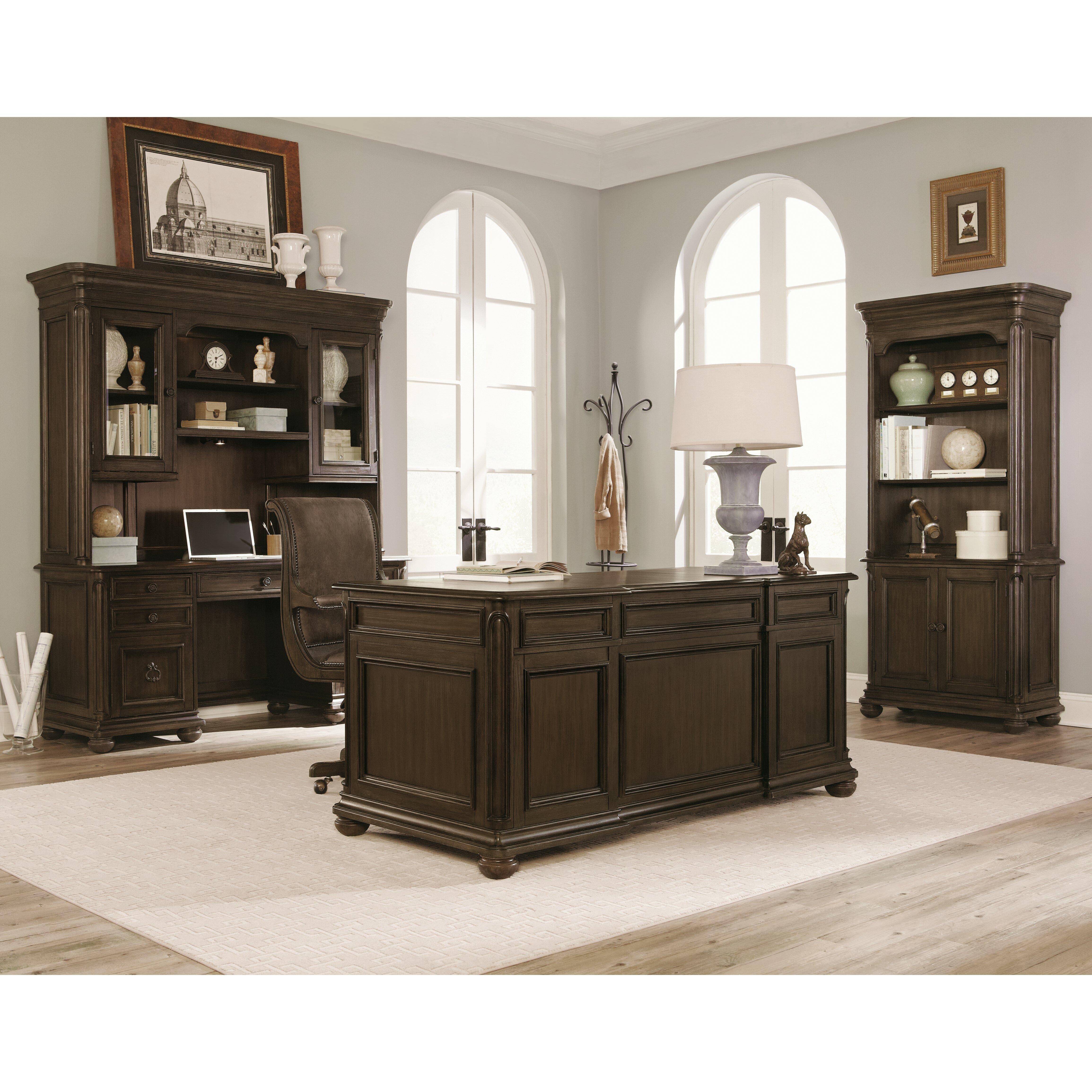 Broughton Hall 5 Piece Standard Desk fice Suites
