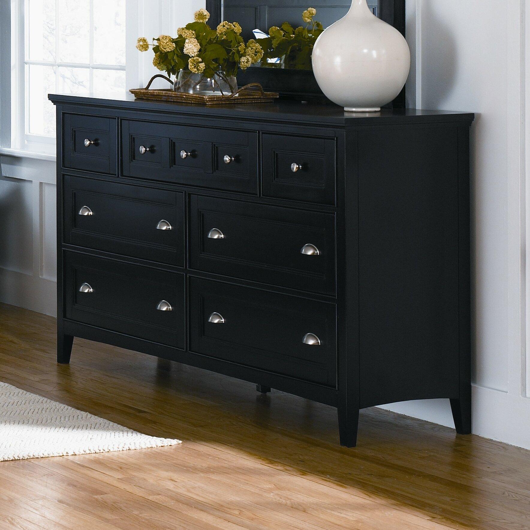 Magnussen South Hampton 7 Drawer Double Dresser Reviews Wayfair