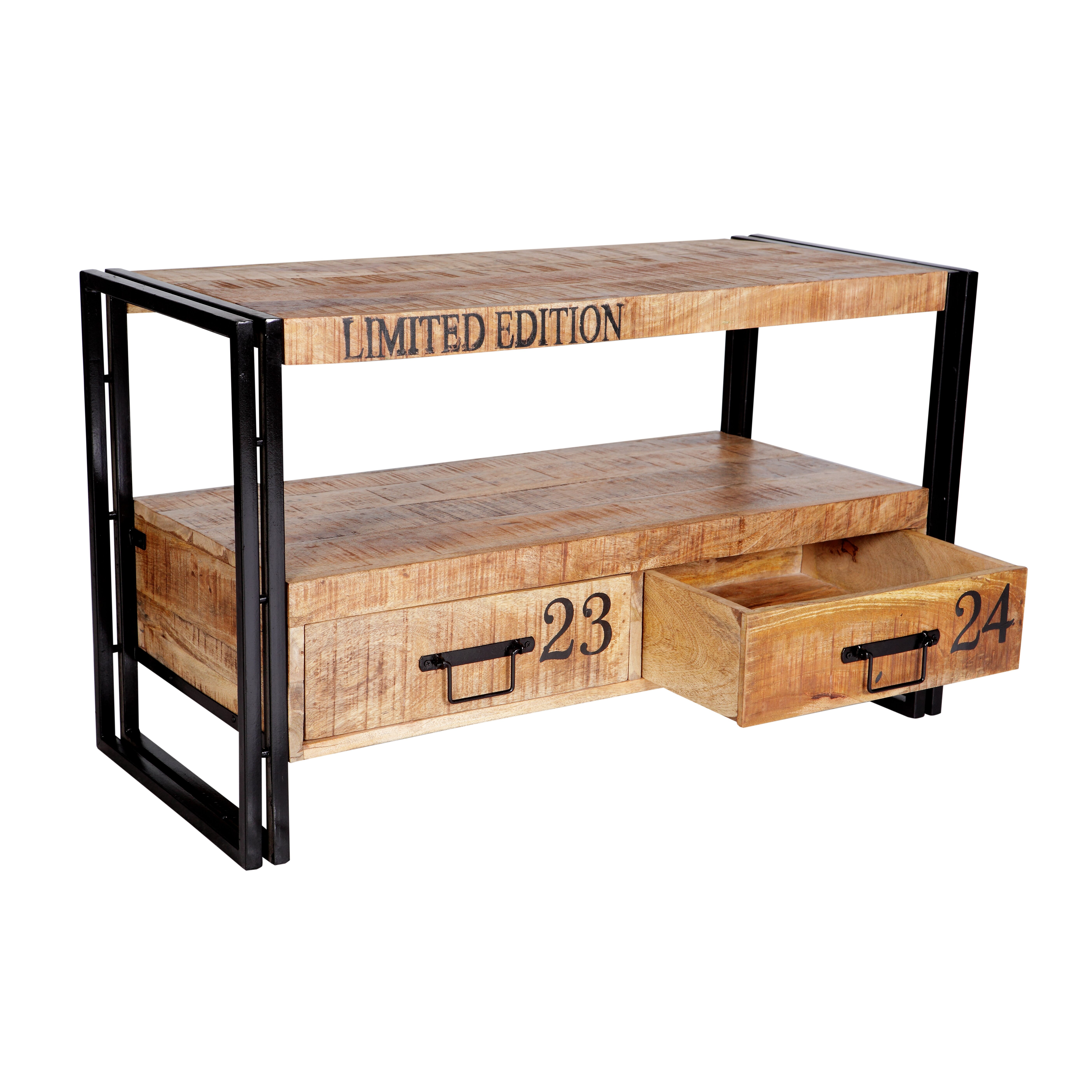 Terrace Industrial TV Stand