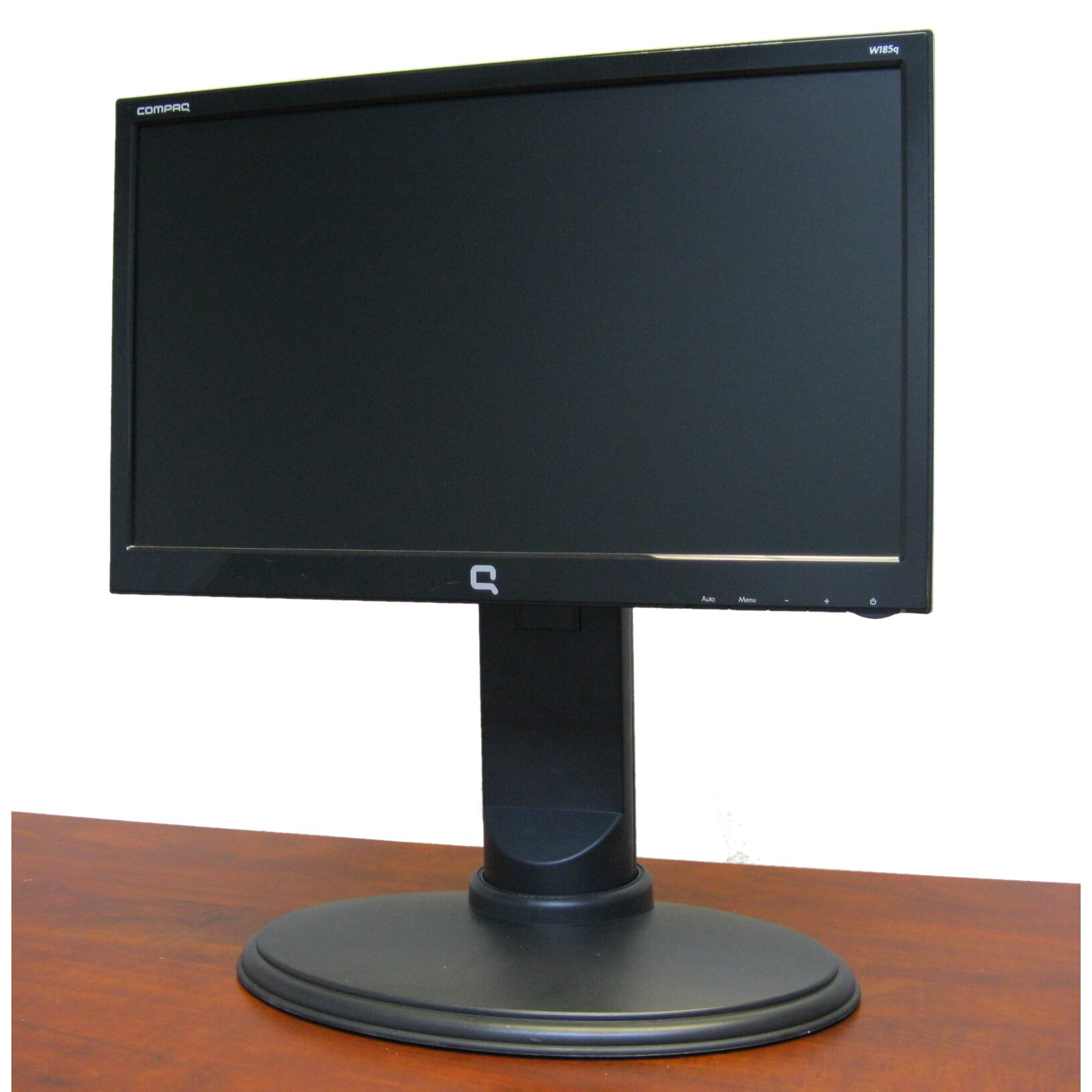 Single Lcd Monitor Black Deluxe Gas Spring Up To 23 Quot Desk