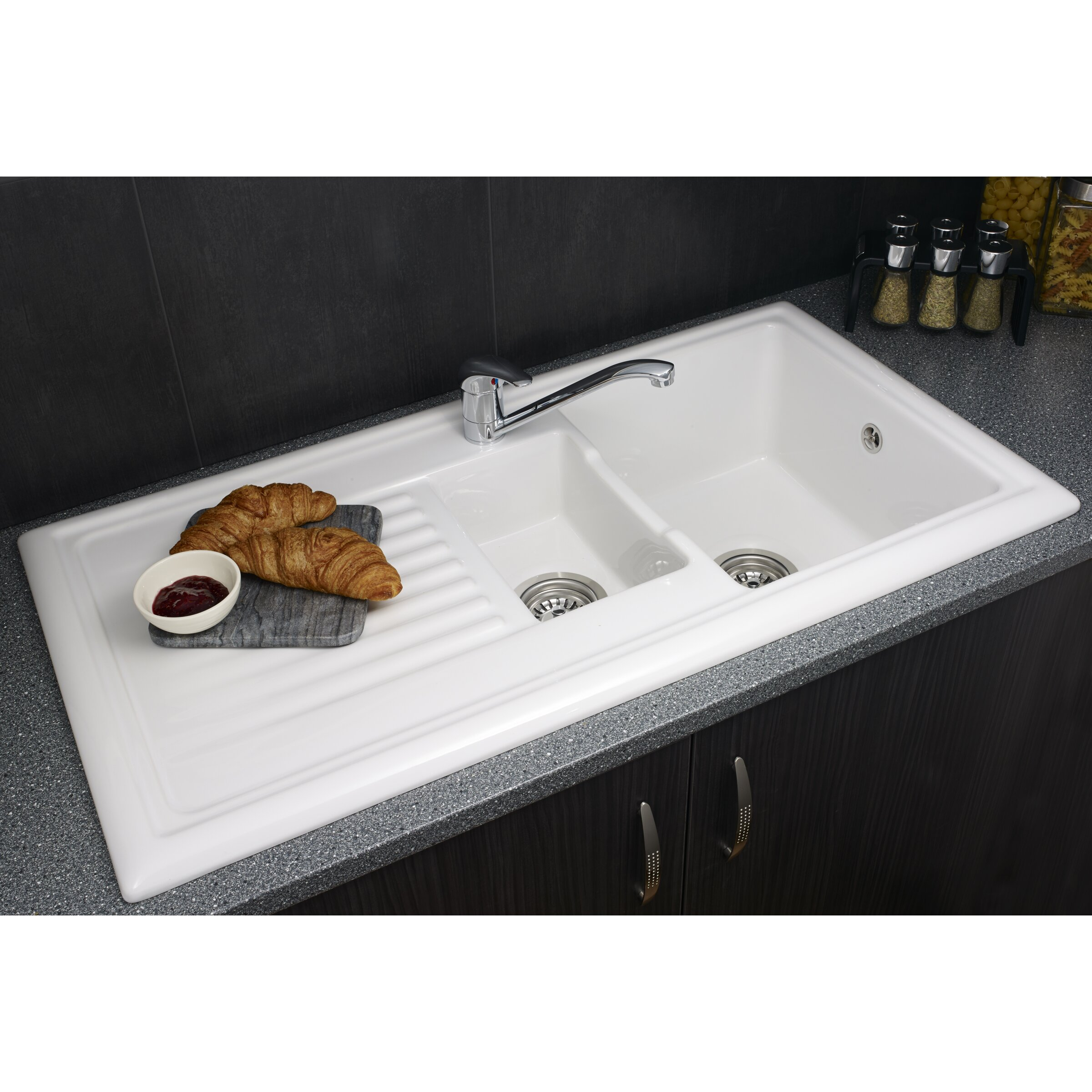 diy kitchen fixtures kitchen sinks reginox sku rxgi1168
