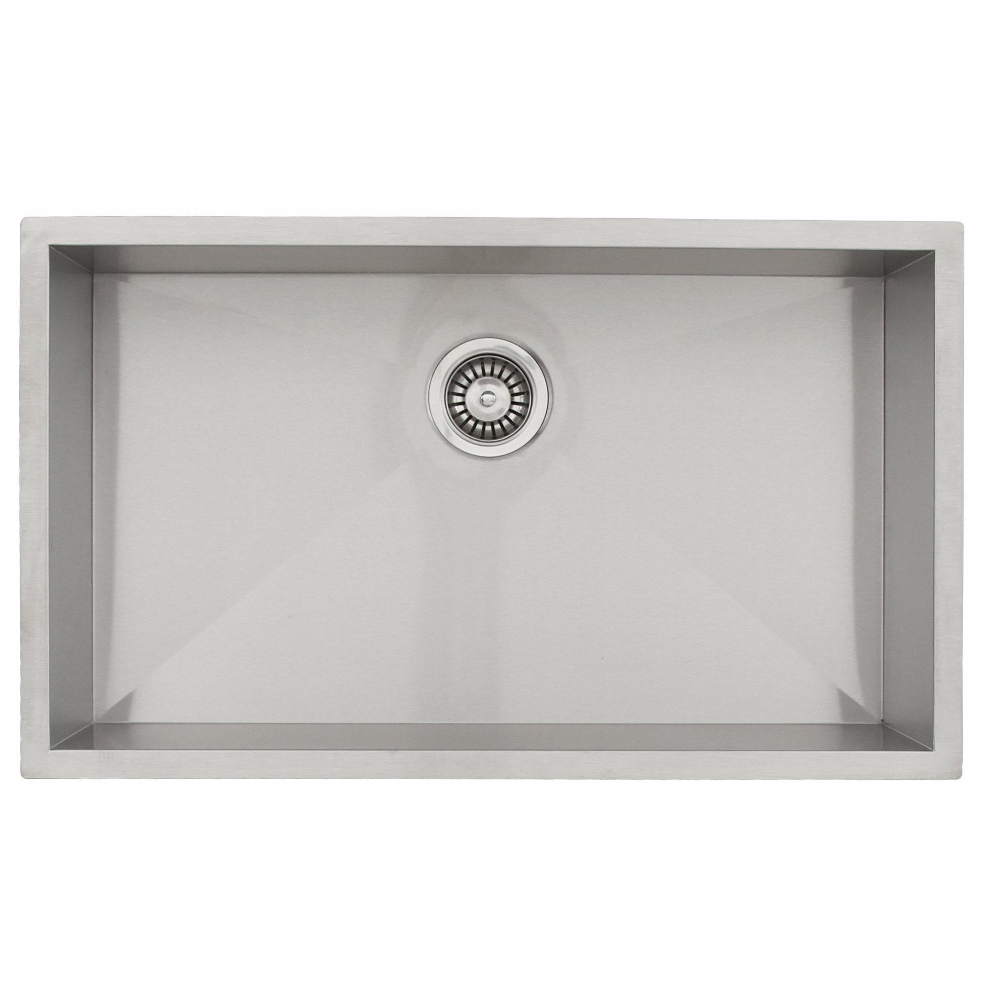 Ticor Sinks : Ticor Sinks Zero Radius 30