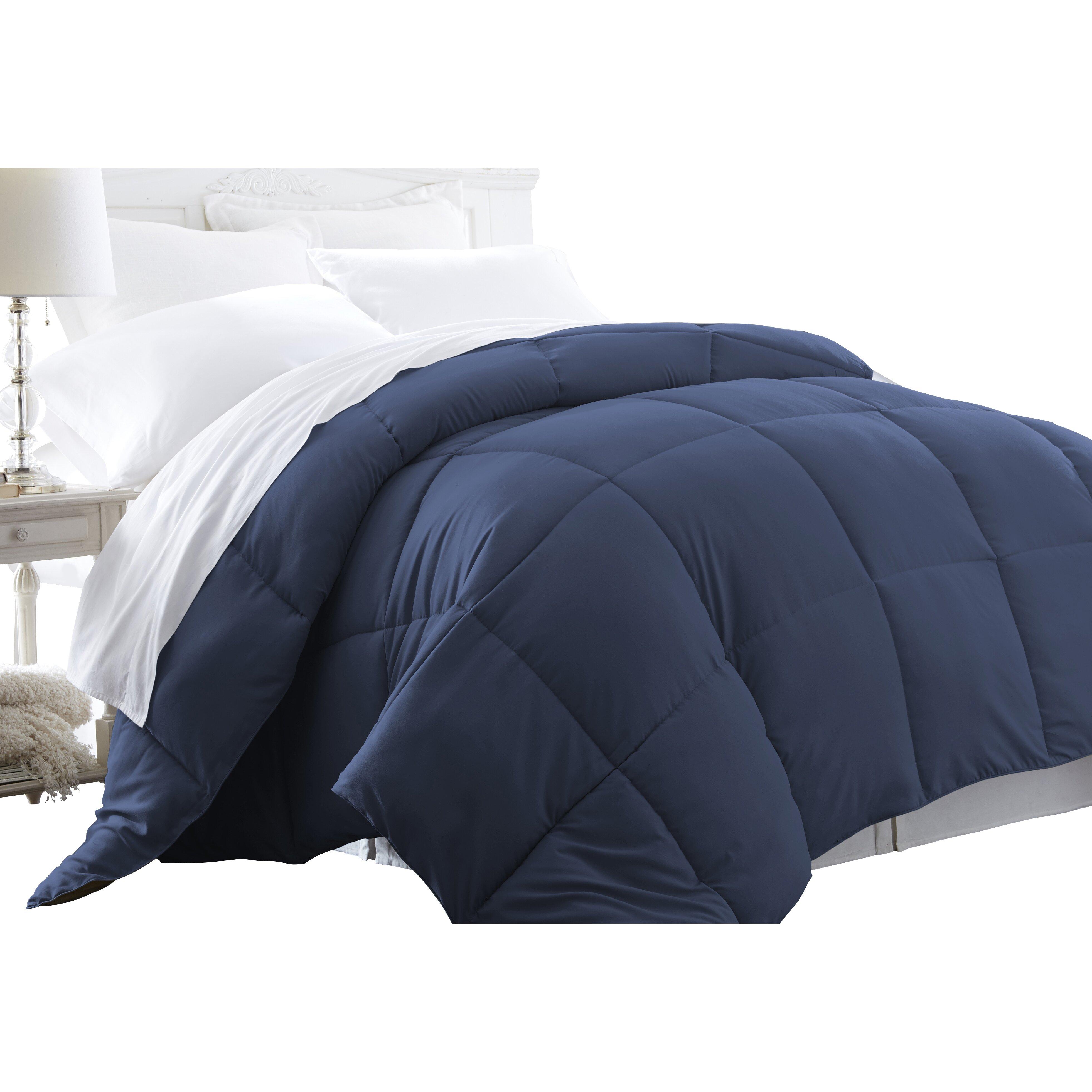Outdoor Down Blanket Becky Cameron%e%%a Super Plush Down Alternative Comforter