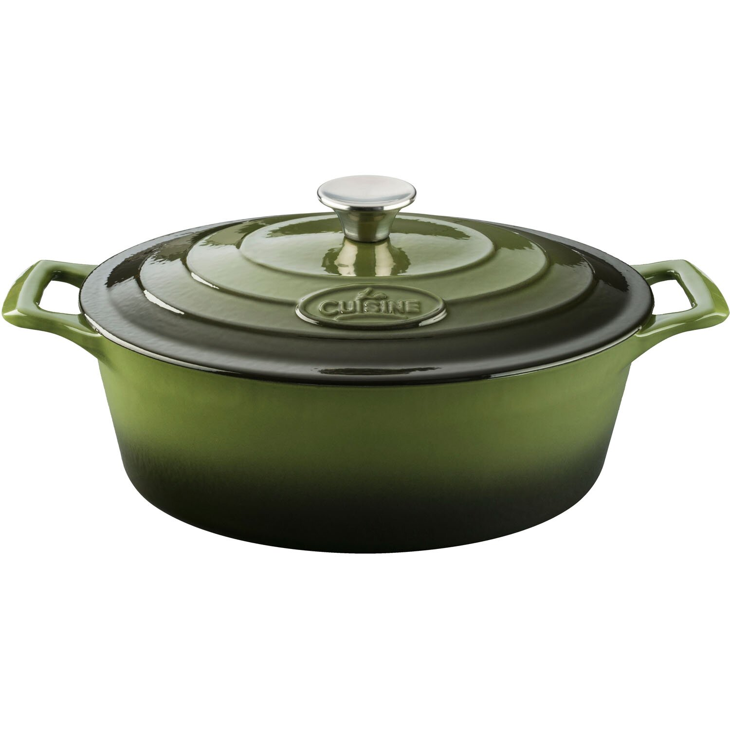 La cuisine oval casserole reviews wayfair for Art and cuisine cookware reviews