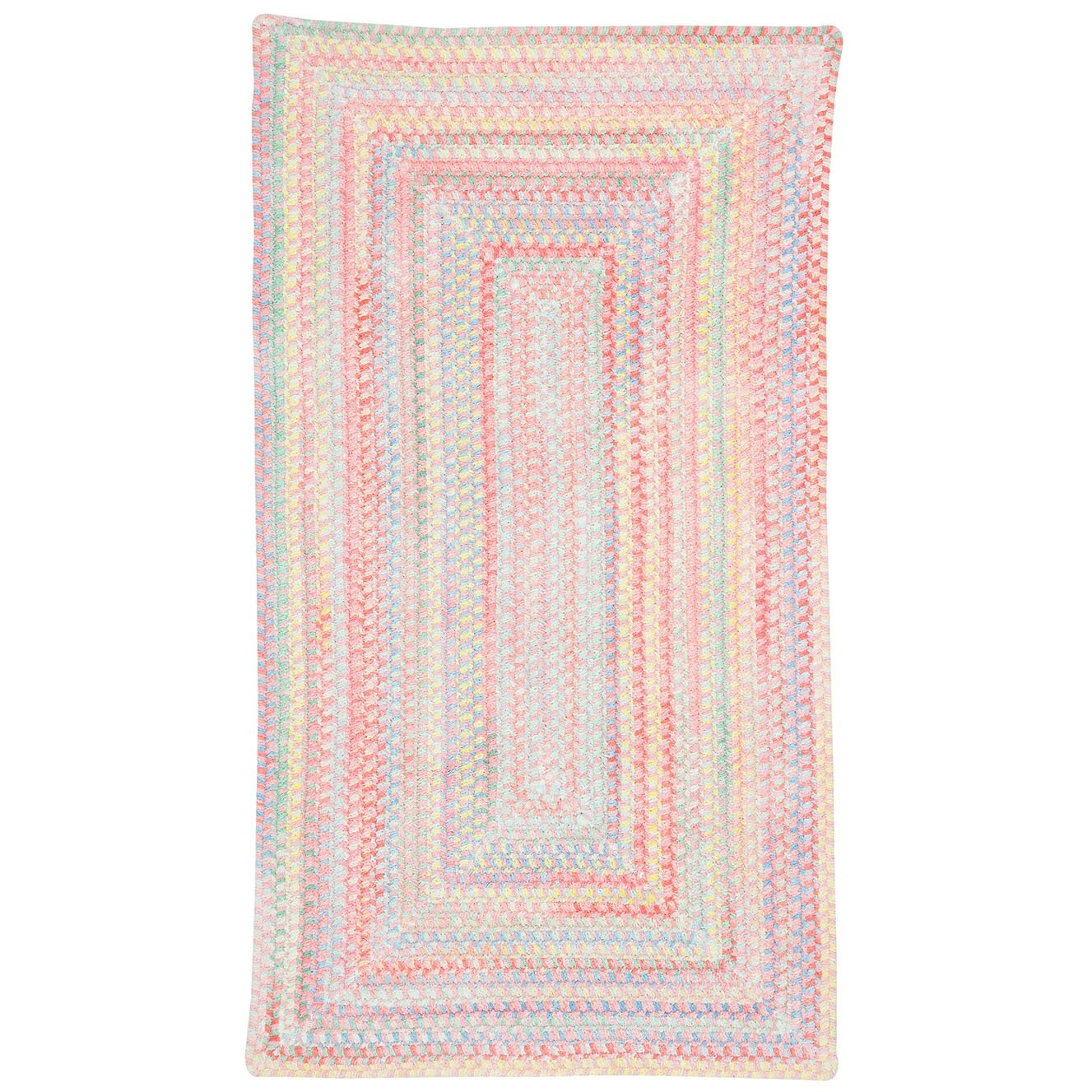 Capel Baby 39 S Breath Tea Rose Kids Area Rug Reviews Wayfair