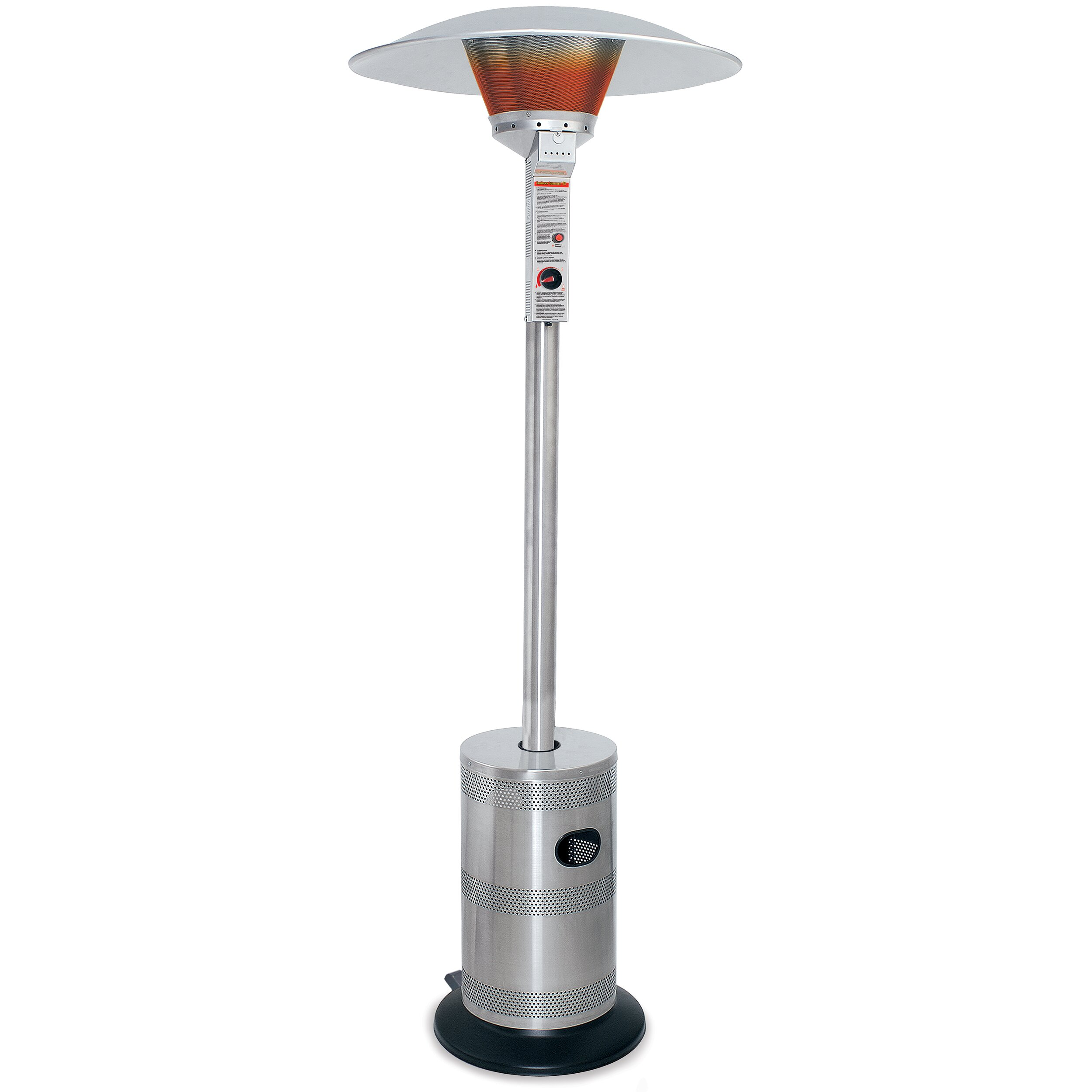 Dancing On Deck Commercial Endless Summer Commercial Outdoor Electric Patio Heater Escomm