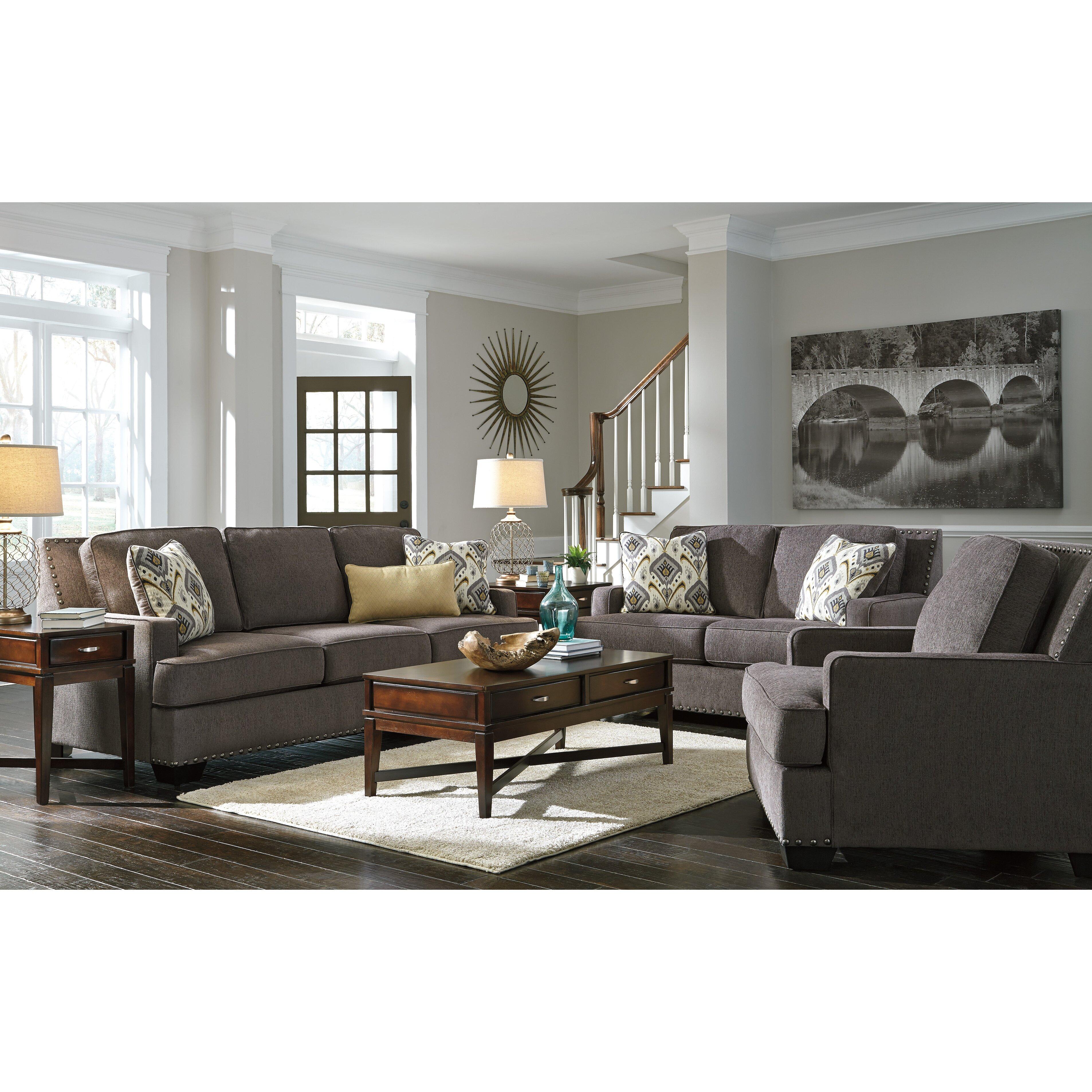 Benchcraft Barinteen Sofa Reviews Wayfair