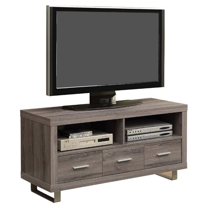 Mercury row mestas tv stand reviews wayfair - Tv stand ...