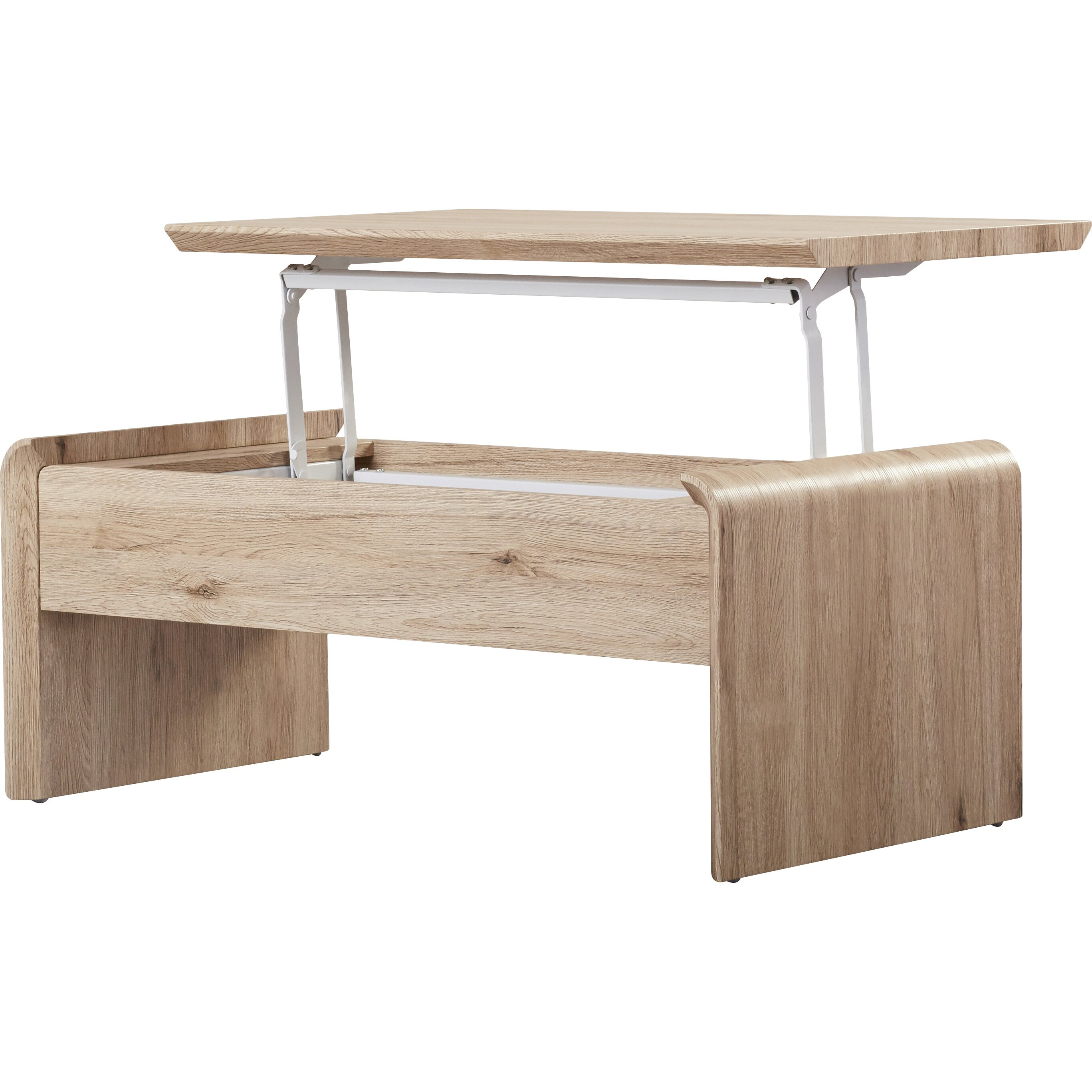 Mercury Row Caladendra Coffee Table with Lift Top