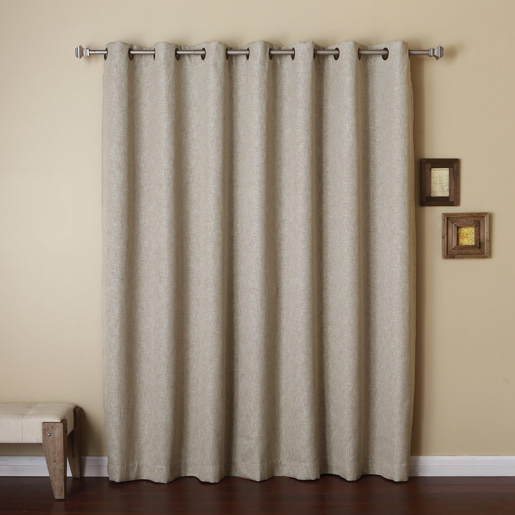 Décor Window Treatments Curtains & Drapes Best Home Fashion, Inc. SKU ...