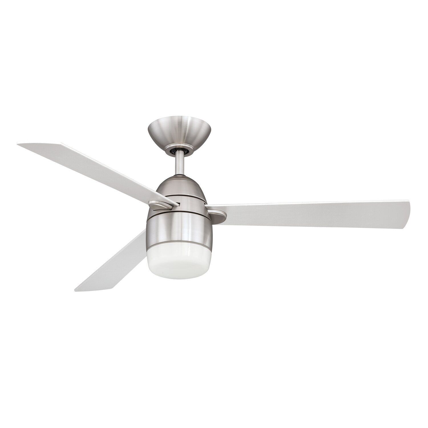 kendal lighting 42 antron 3 blade ceiling fan with remote reviews wayfair. Black Bedroom Furniture Sets. Home Design Ideas