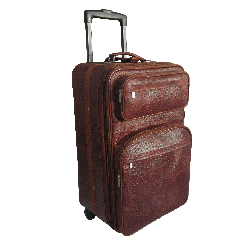 25 Quot Expandable Suitcase With Wheels Wayfair