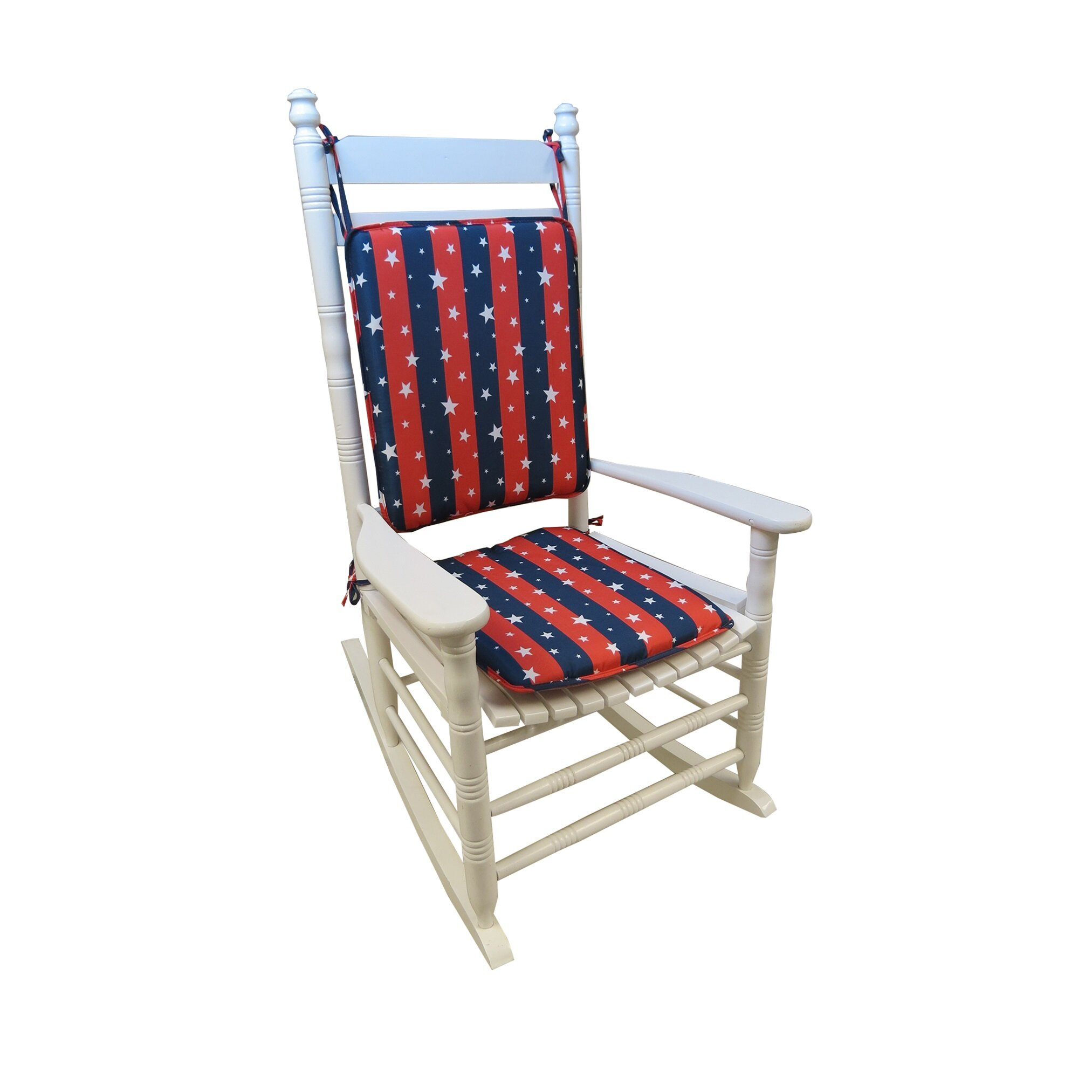 Americana Rocking Chair Cushion