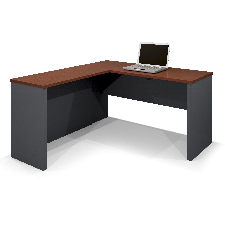 L Shaped Corner Desk Computer Workstation Home Office: Red Barrel Studio L-Shaped Corner Desk Shell & Reviews