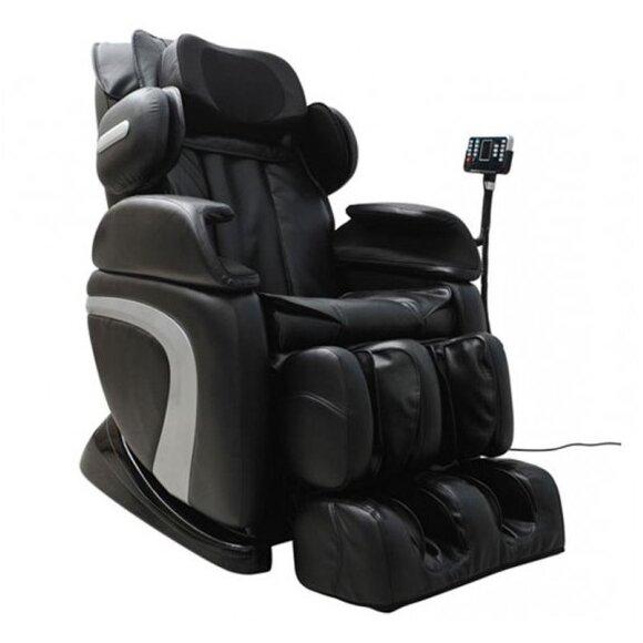 Luxury Reclining Leather Massage Chair Automatic Zero