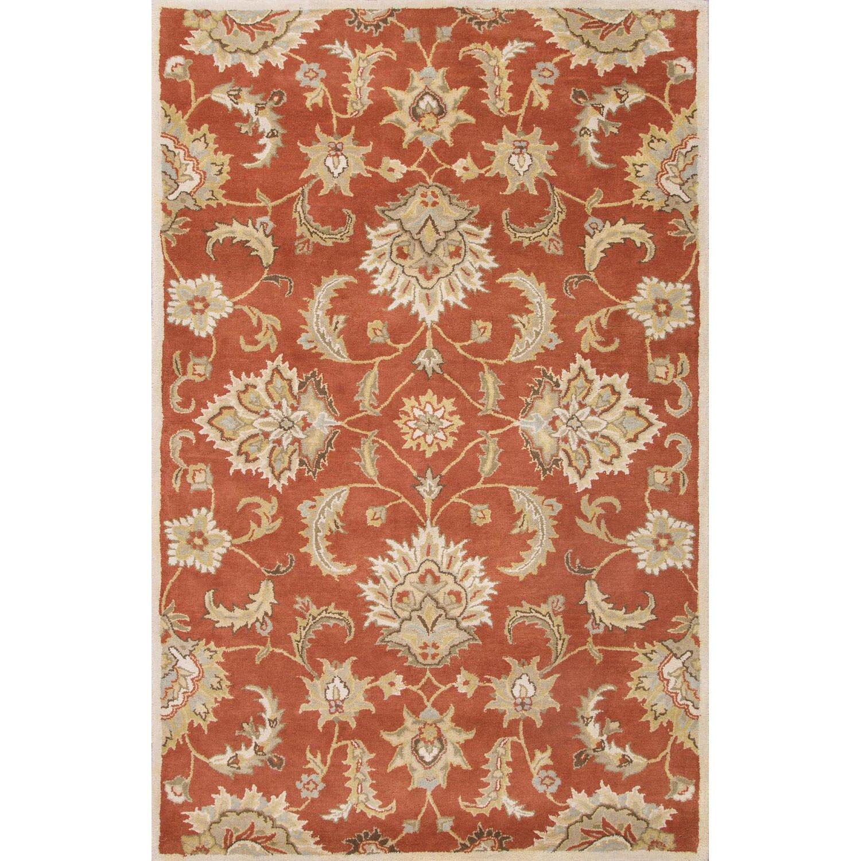 jaipur rugs mythos red gray area rug reviews wayfair. Black Bedroom Furniture Sets. Home Design Ideas