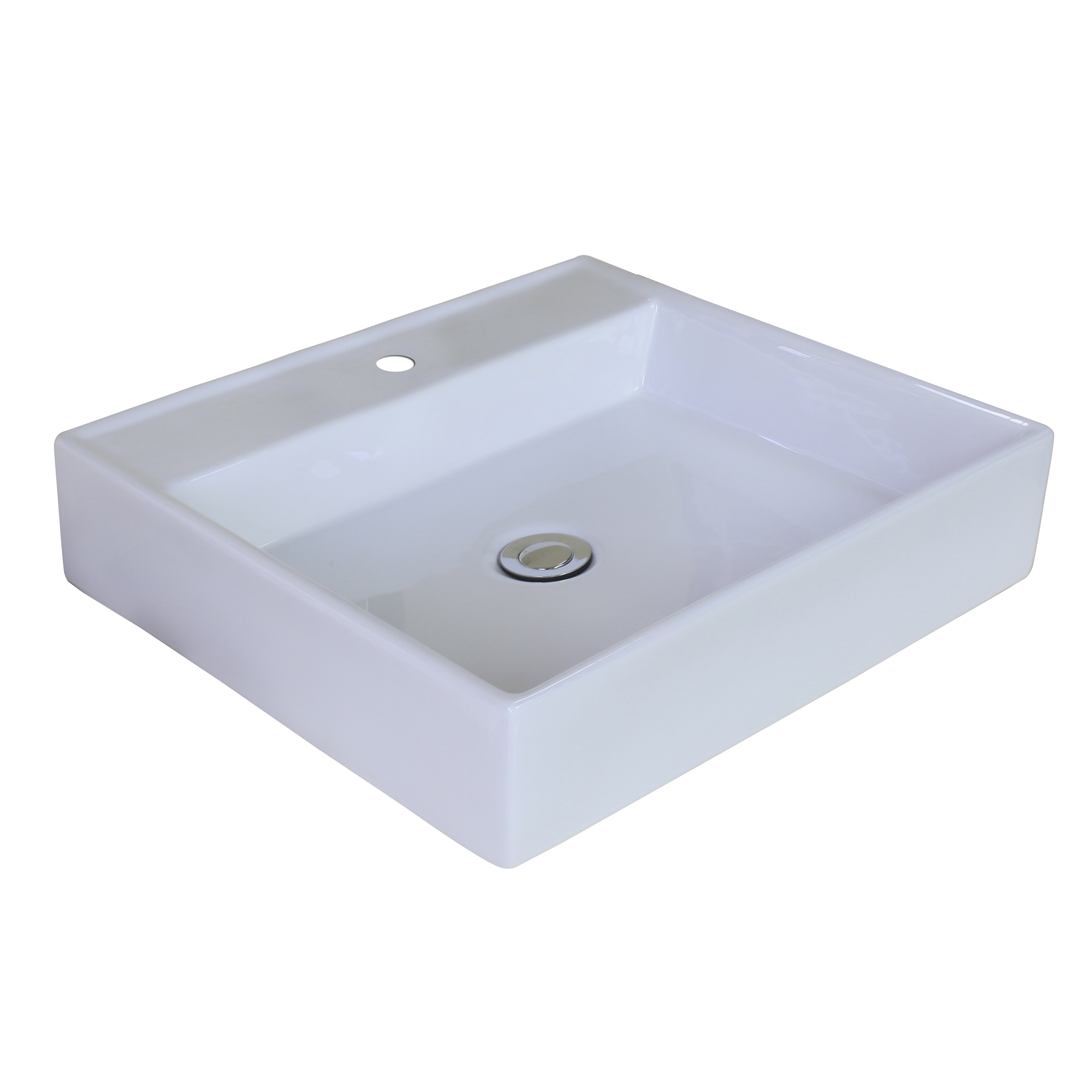 Http Www Wayfair Com Above Counter Rectangle Vessel Bathroom Sink Ai 11029 Amim4804 Html