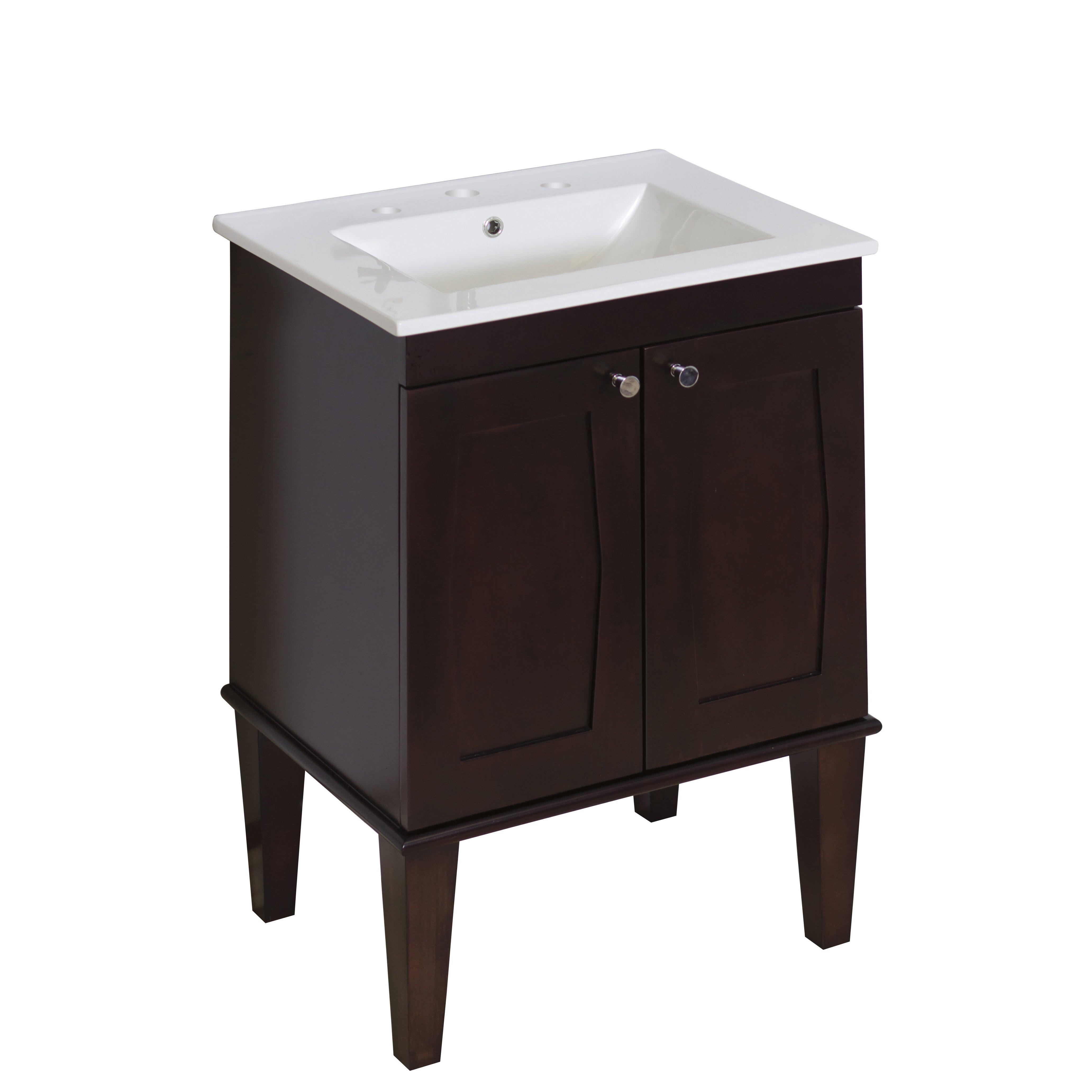 32 Single Transitional Bathroom Vanity Set Wayfair