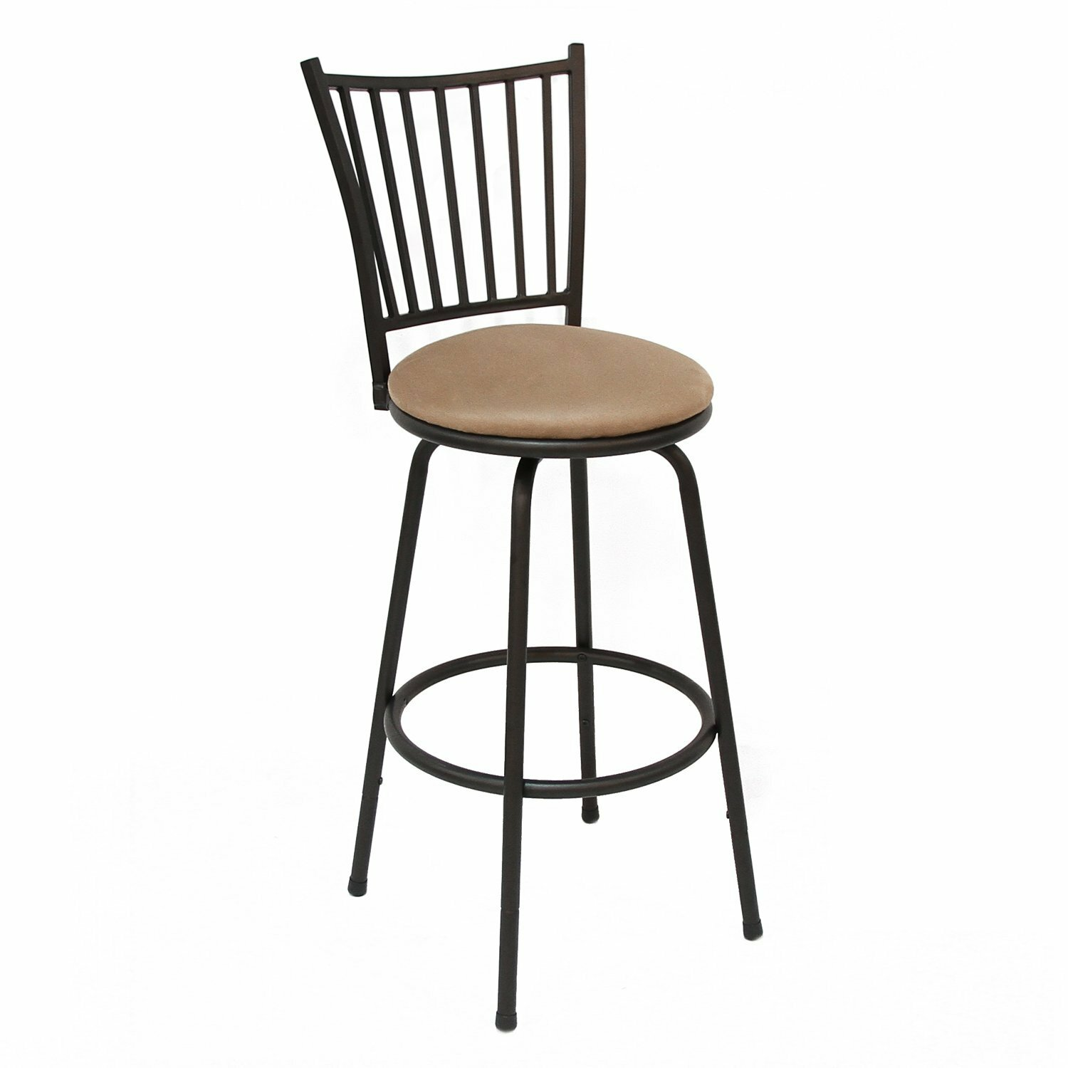 adecotrading 29 bar stool with cushion reviews wayfair