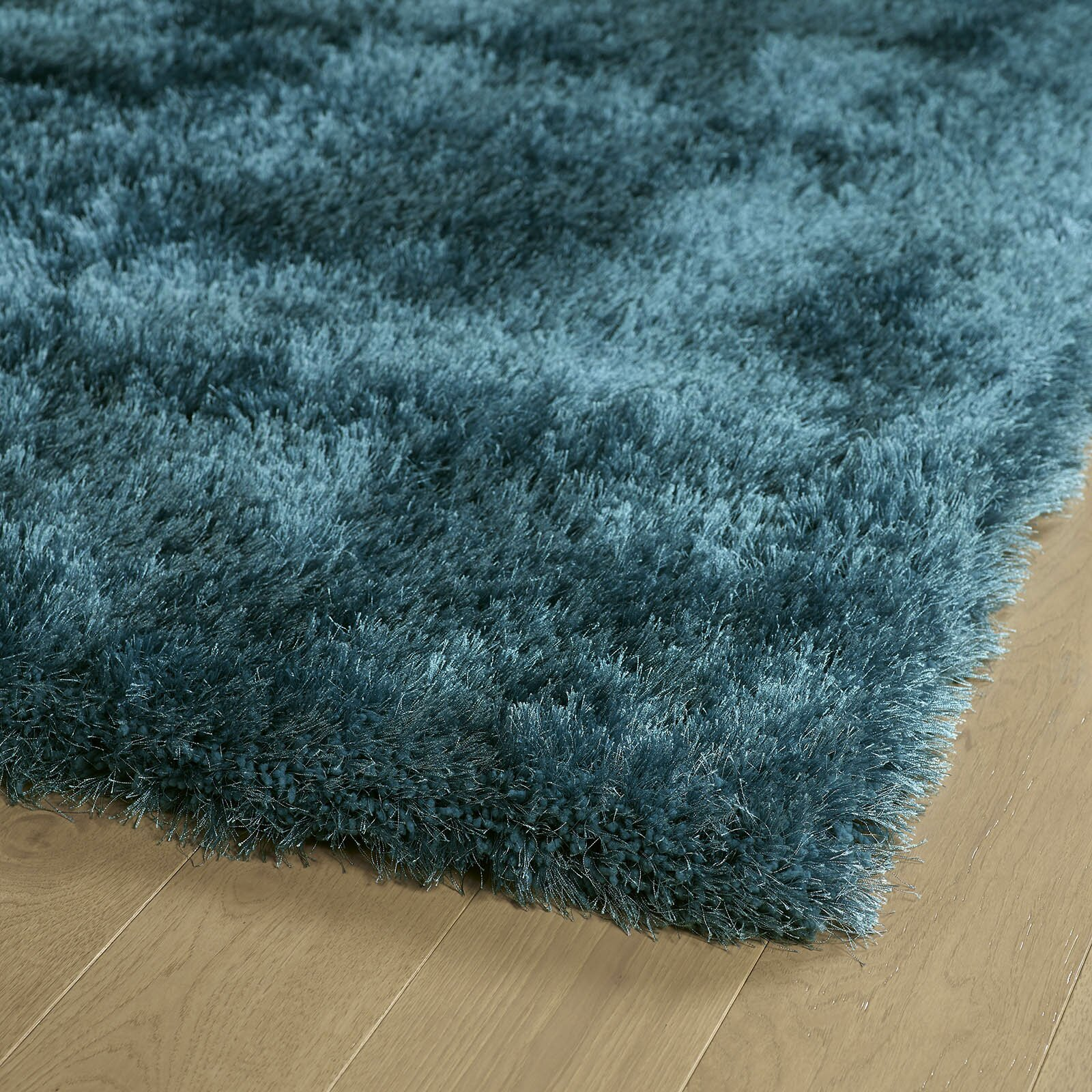 Kaleen Posh Teal Area Rug & Reviews