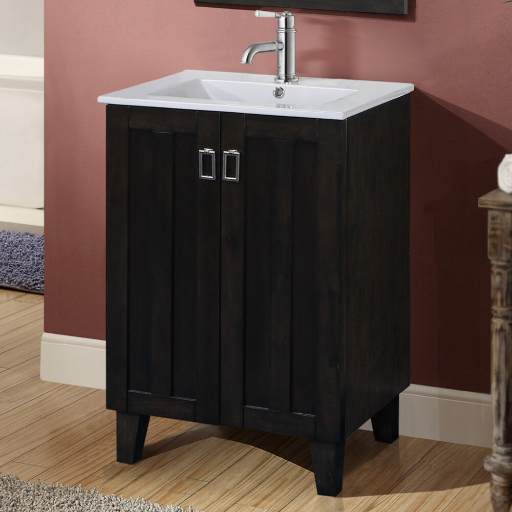 in 32 series 24 single sink bathroom vanity set reviews way