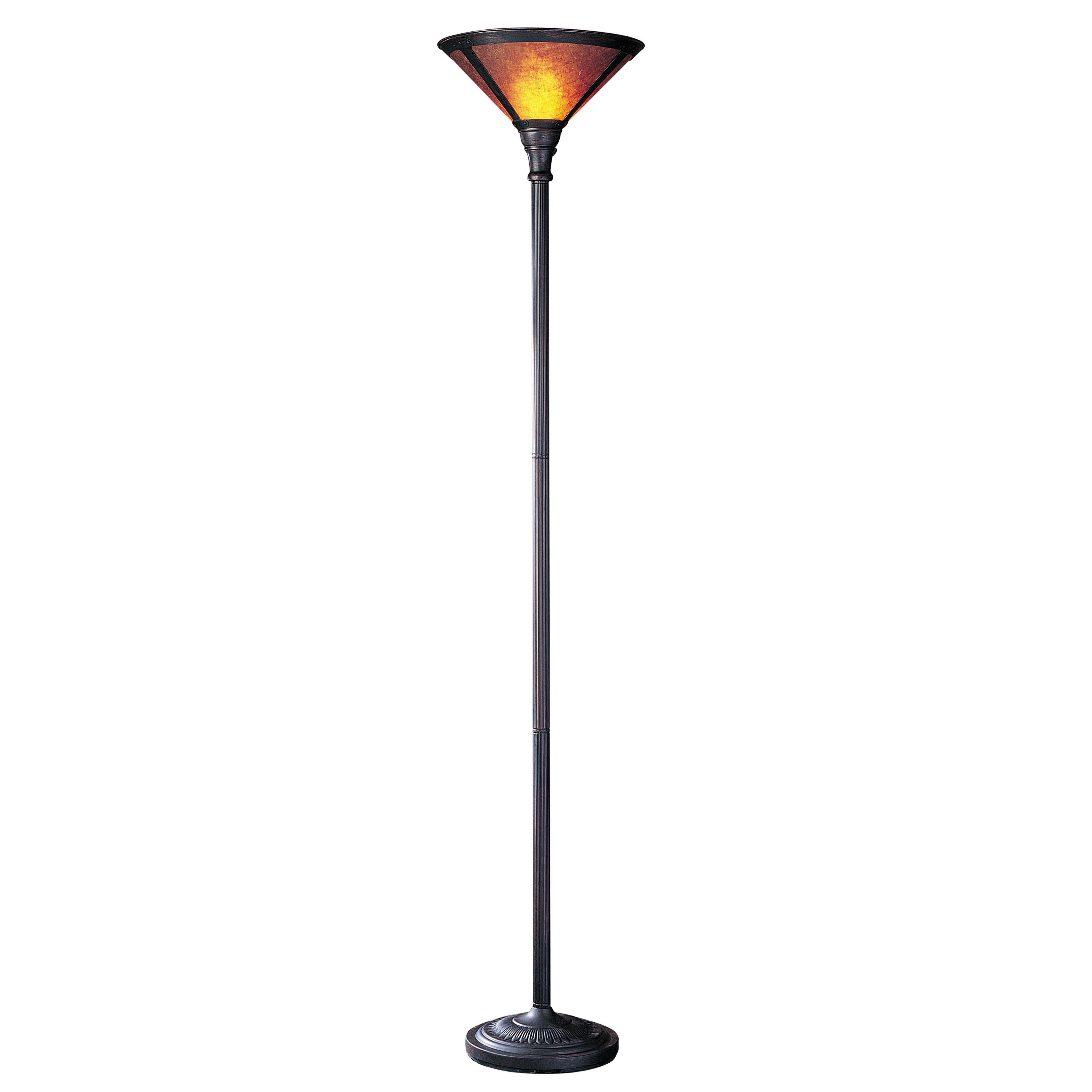 Cal Lighting Torchiere Floor