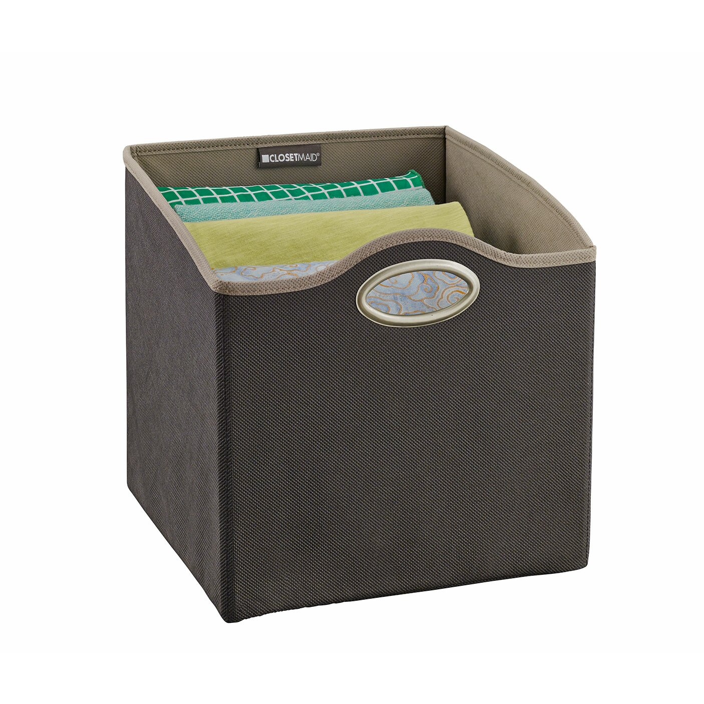 small fabric storage bin wayfair