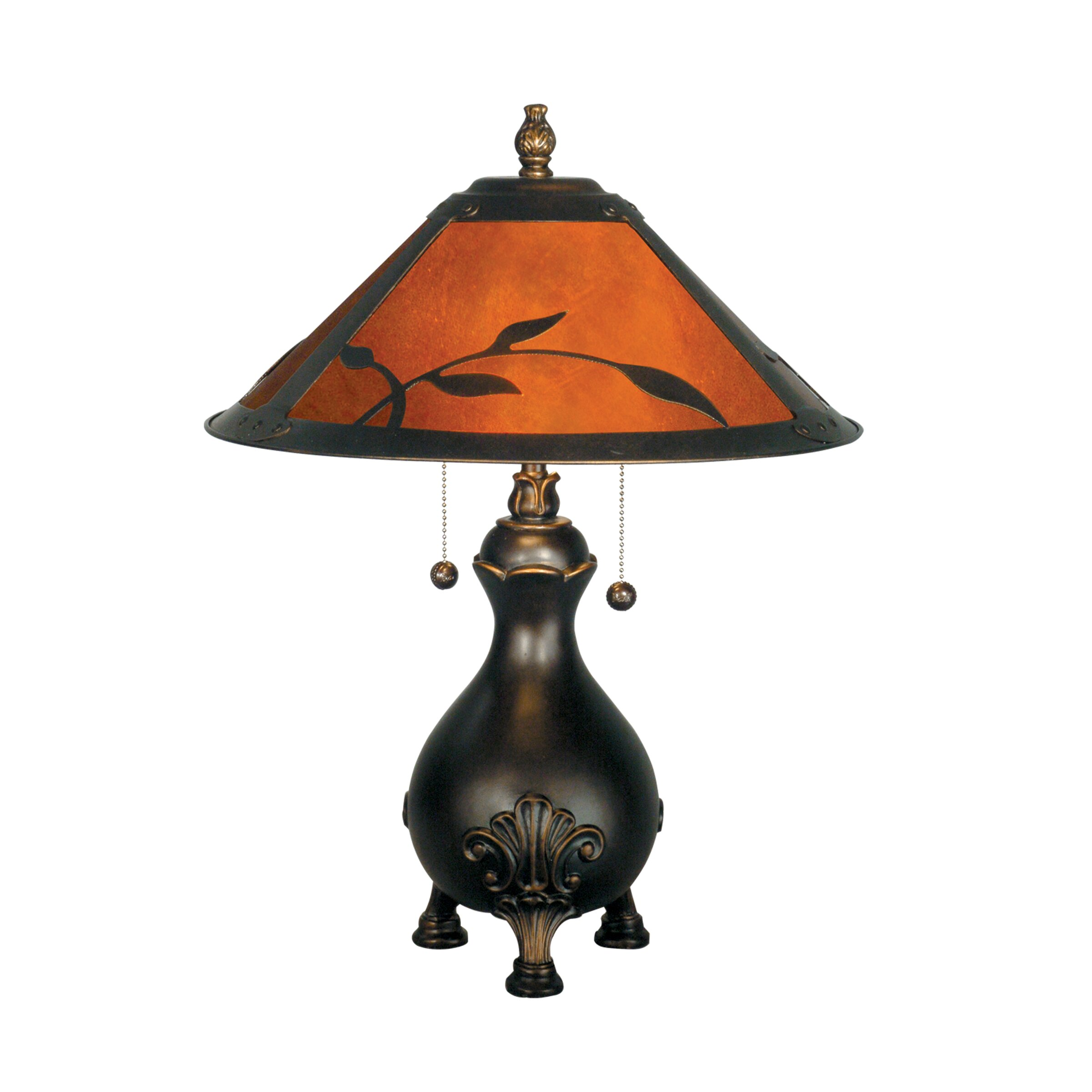 lighting lamps table lamps dale tiffany sku dt3430. Black Bedroom Furniture Sets. Home Design Ideas
