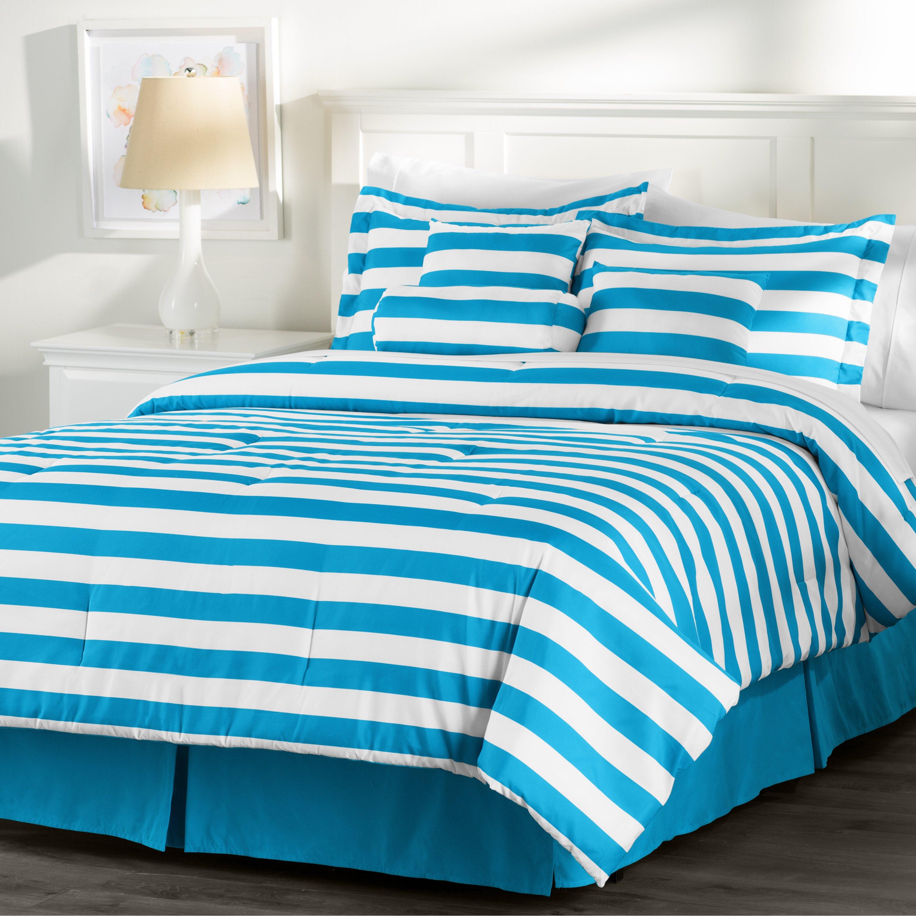 Wayfair basics wayfair basics 7 piece comforter set amp reviews - Wayfair Basics Wayfair Basics 7 Piece Comforter Set Amp Reviews