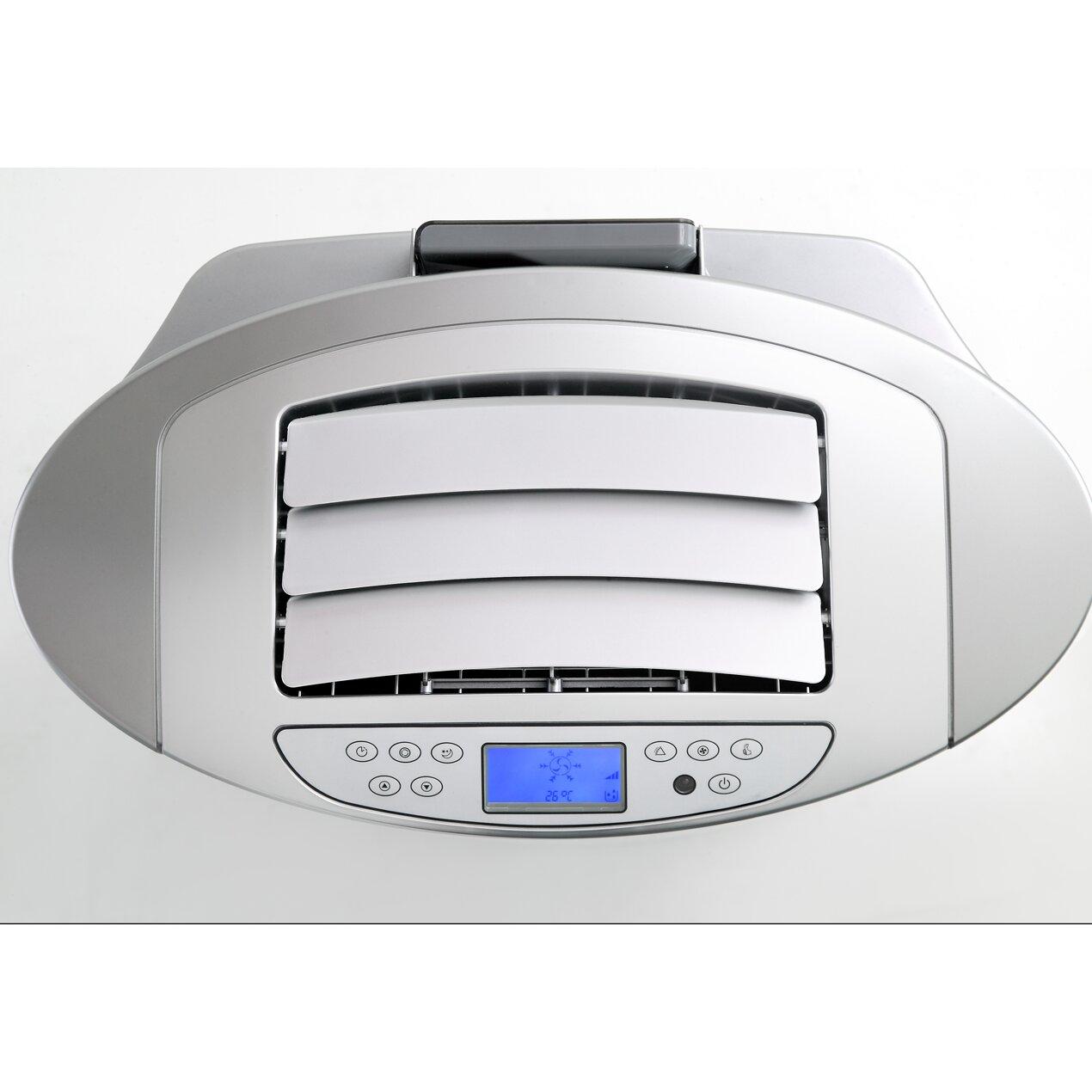 14000 BTU Portable Air Conditioner Wayfair Supply #0228C9
