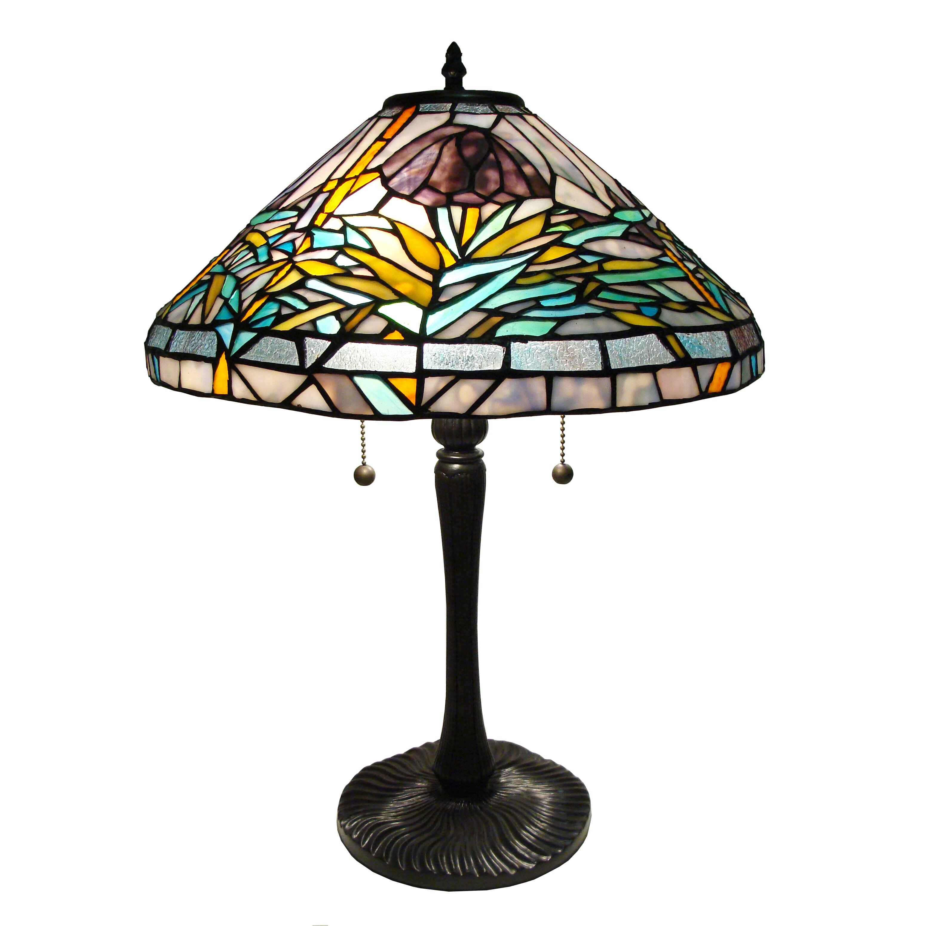 28 Tiffany Style Table Lamps Lamp
