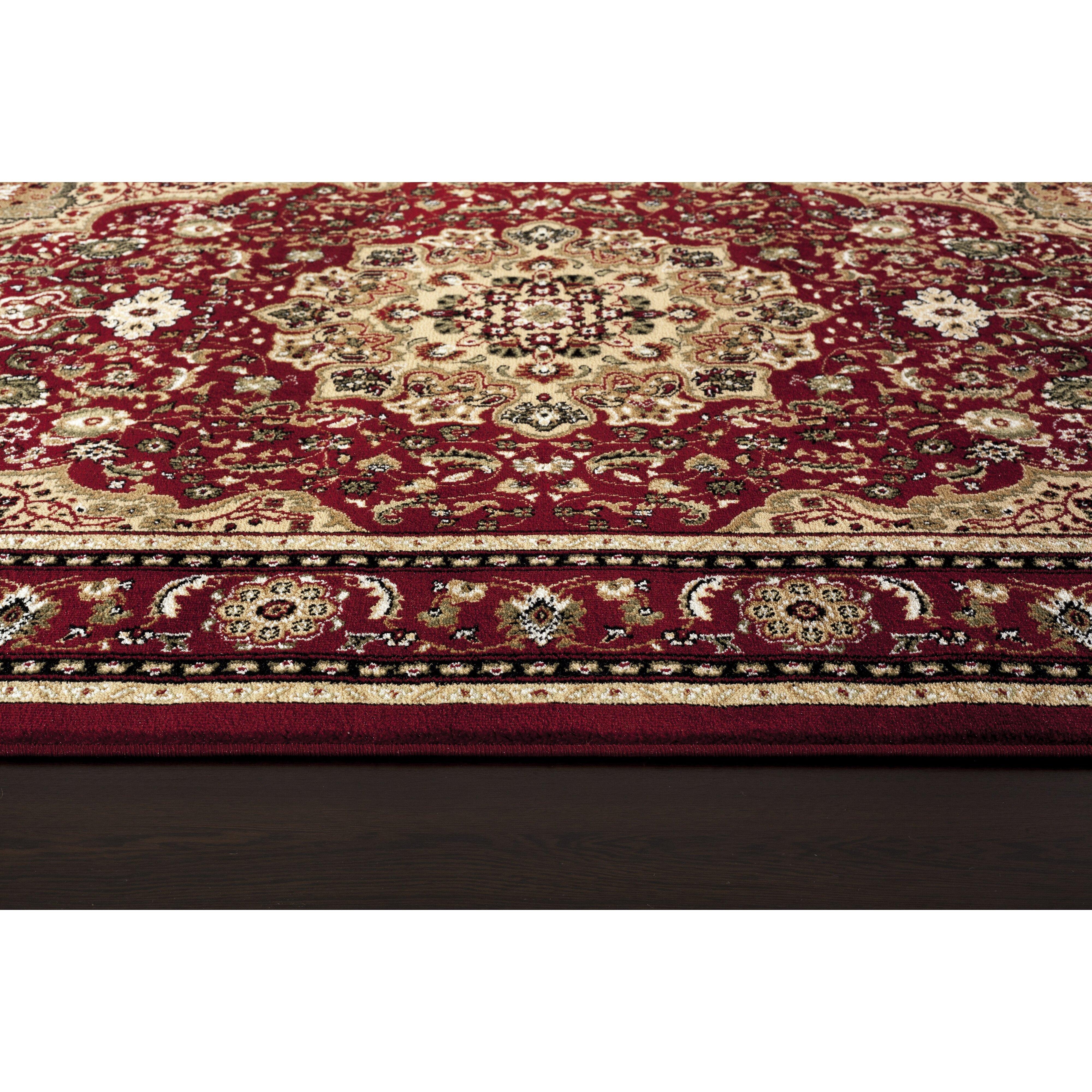 Persain Rug: Persian-rugs Burgundy Area Rug & Reviews