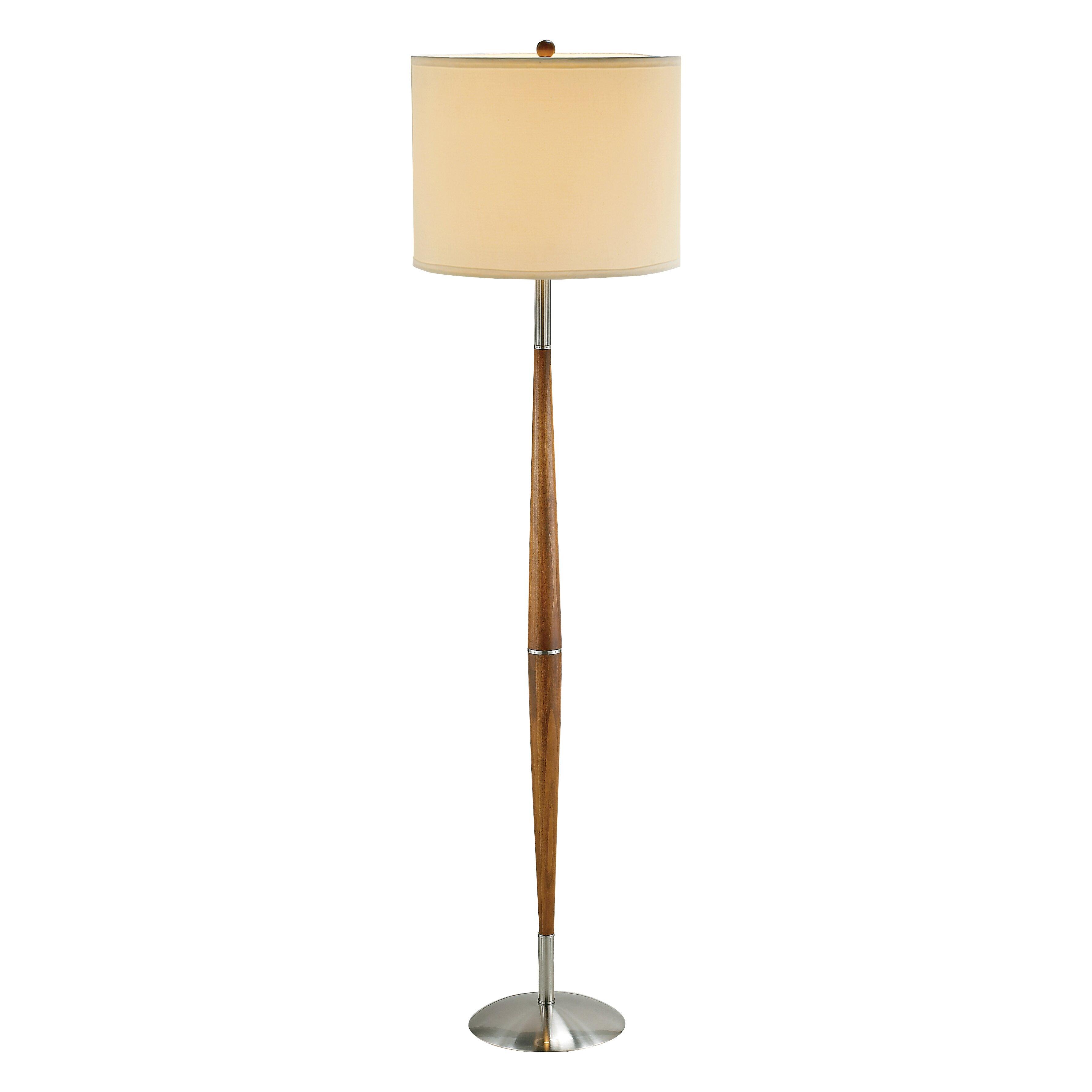 lighting lamps floor lamps mercury row sku mcrr2825. Black Bedroom Furniture Sets. Home Design Ideas