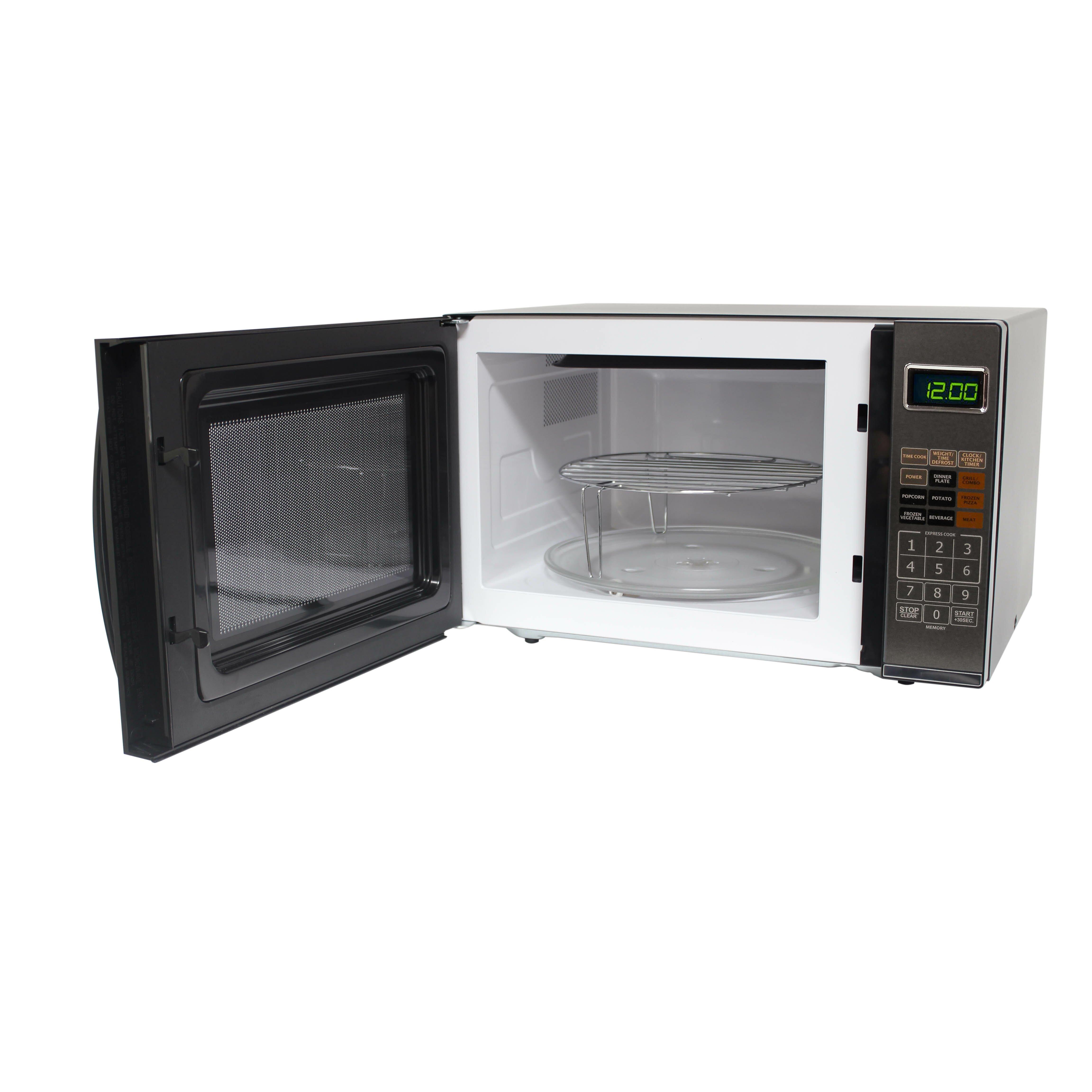 Emerson Countertop Microwave : Emerson Radio 1.2 Cu. Ft. 1100W Countertop Microwave & Reviews ...