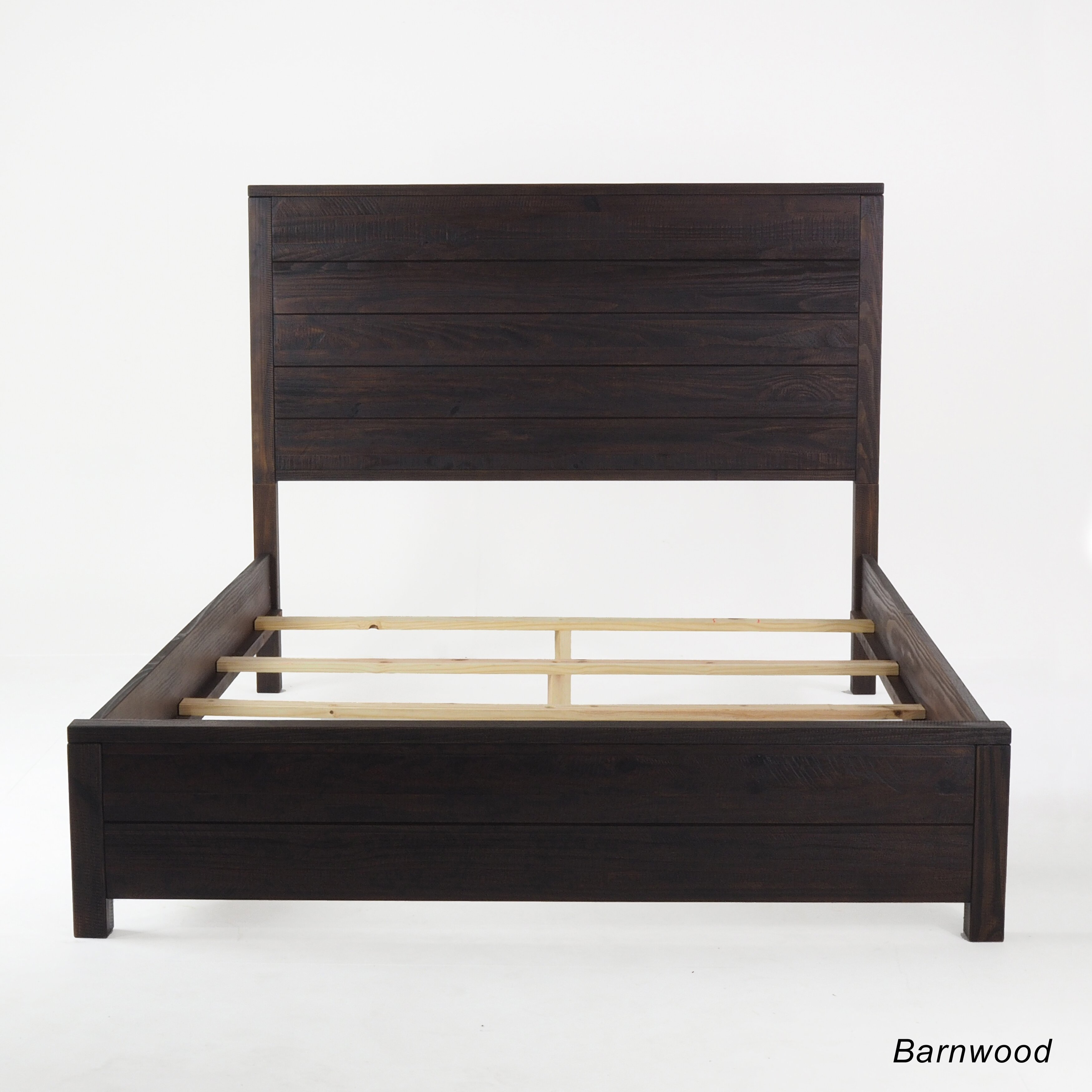 Very Impressive portraiture of Grain Wood Furniture Montauk Panel Bed & Reviews Wayfair Supply with #8B7140 color and 3500x3500 pixels