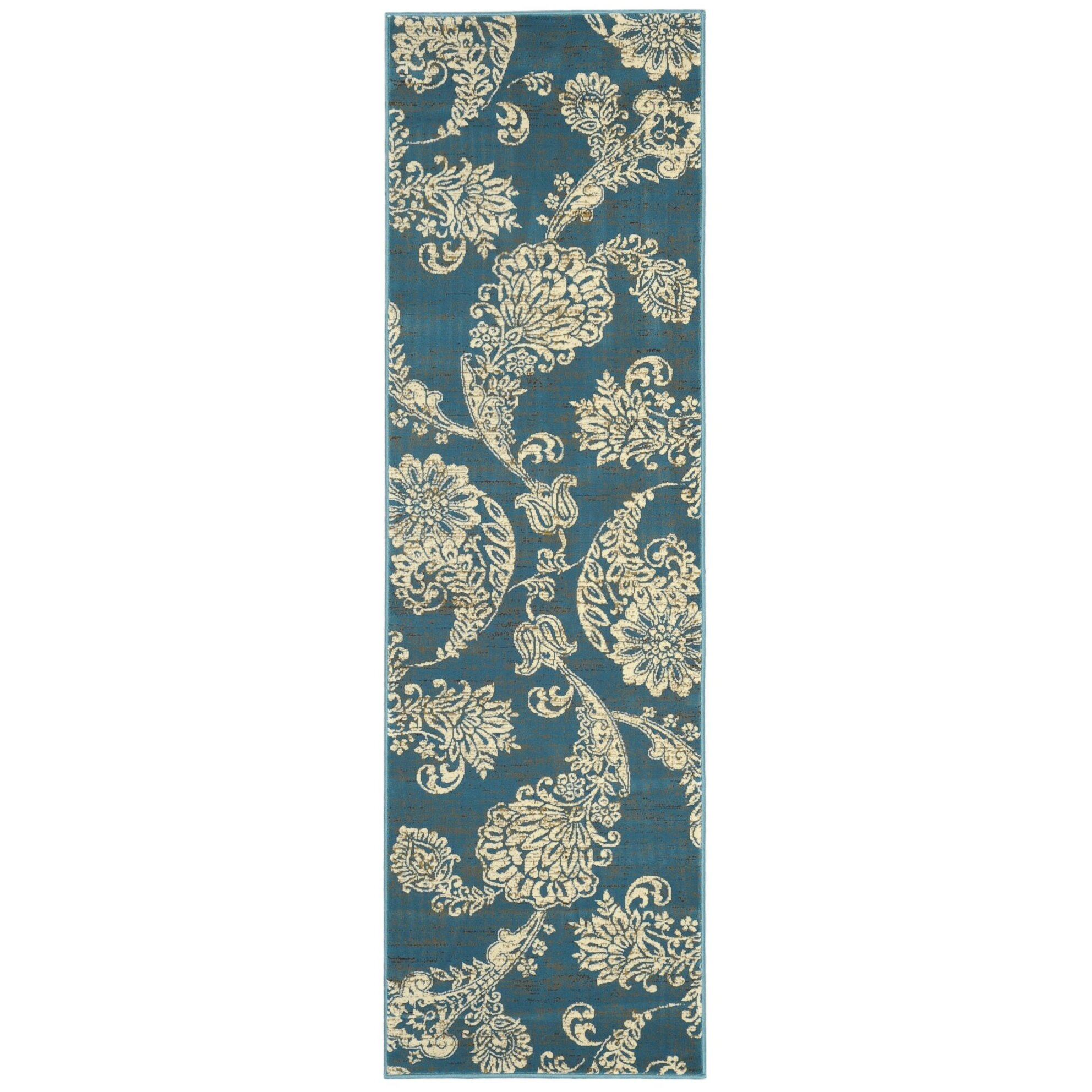 Lush Maxy Home 1-Million-Point Floral Paisley Contemporary
