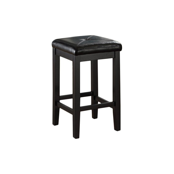 "Darby Home Co Janner 24"" Bar Stool with Cushion & Reviews"